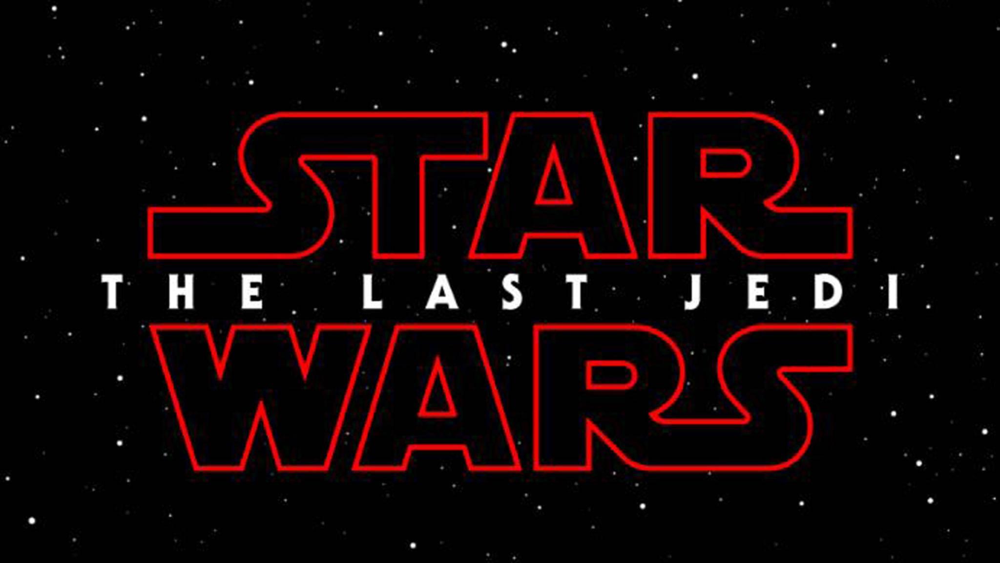 """Der neue """"Star Wars""""-Titel wurde endlich enthüllt!"""