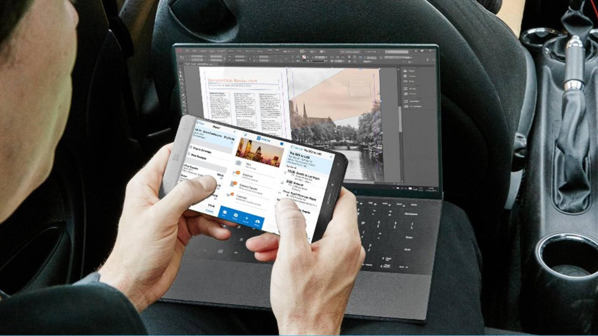 Ein Apple-Zulieferer wird angeblich bald mit der Testproduktion des Surface Phones starten.