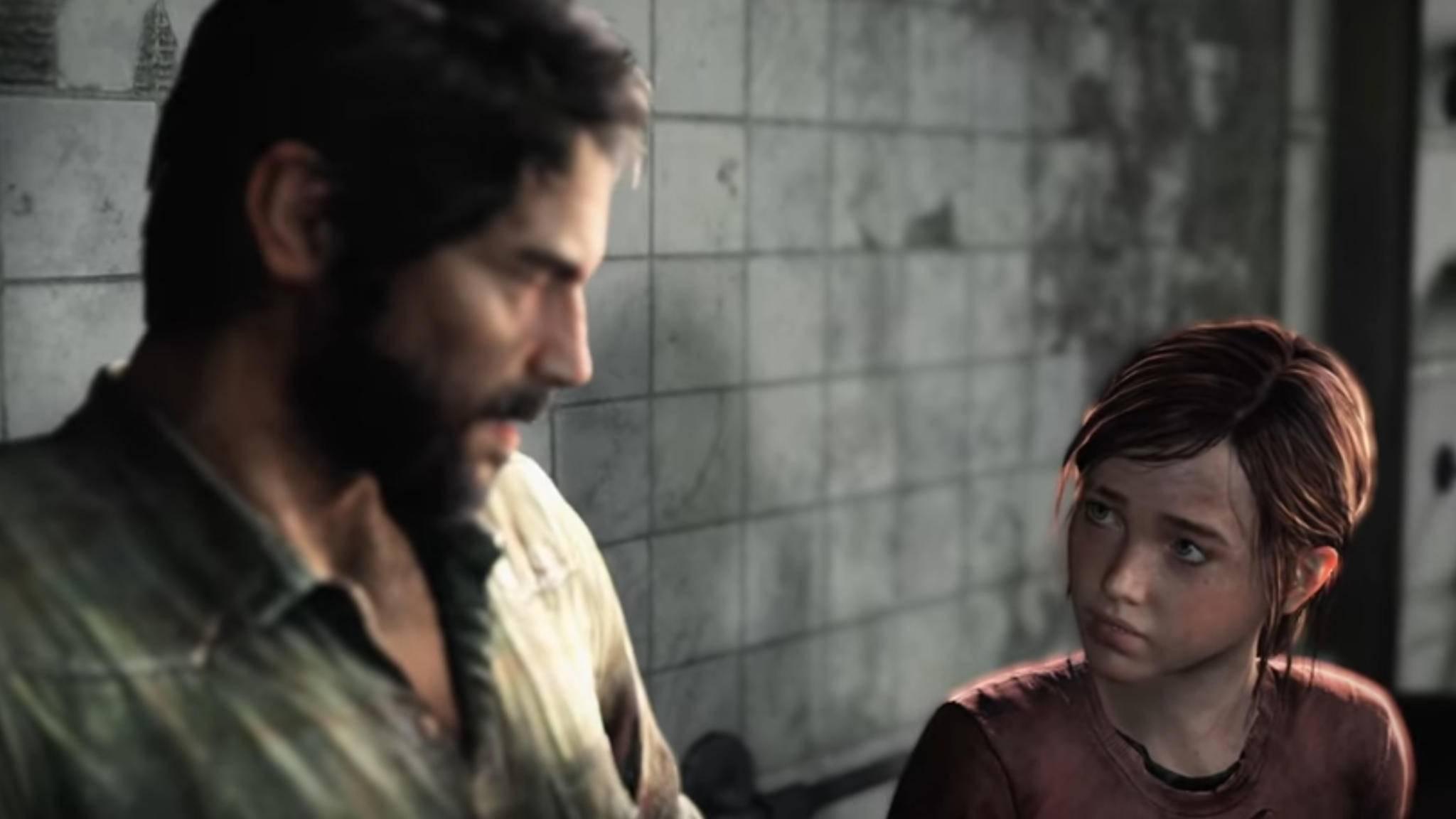 "Klassiker auf PS4 Pro: ""The Last of Us Remastered""."