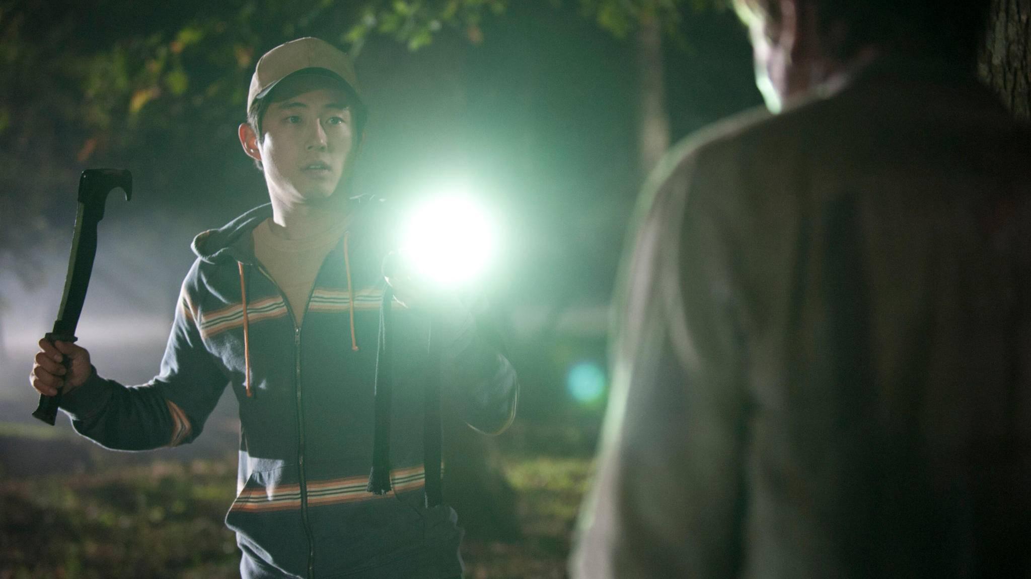 """Spielt Glenn etwa bereits in """"Breaking Bad"""" eine Rolle?"""