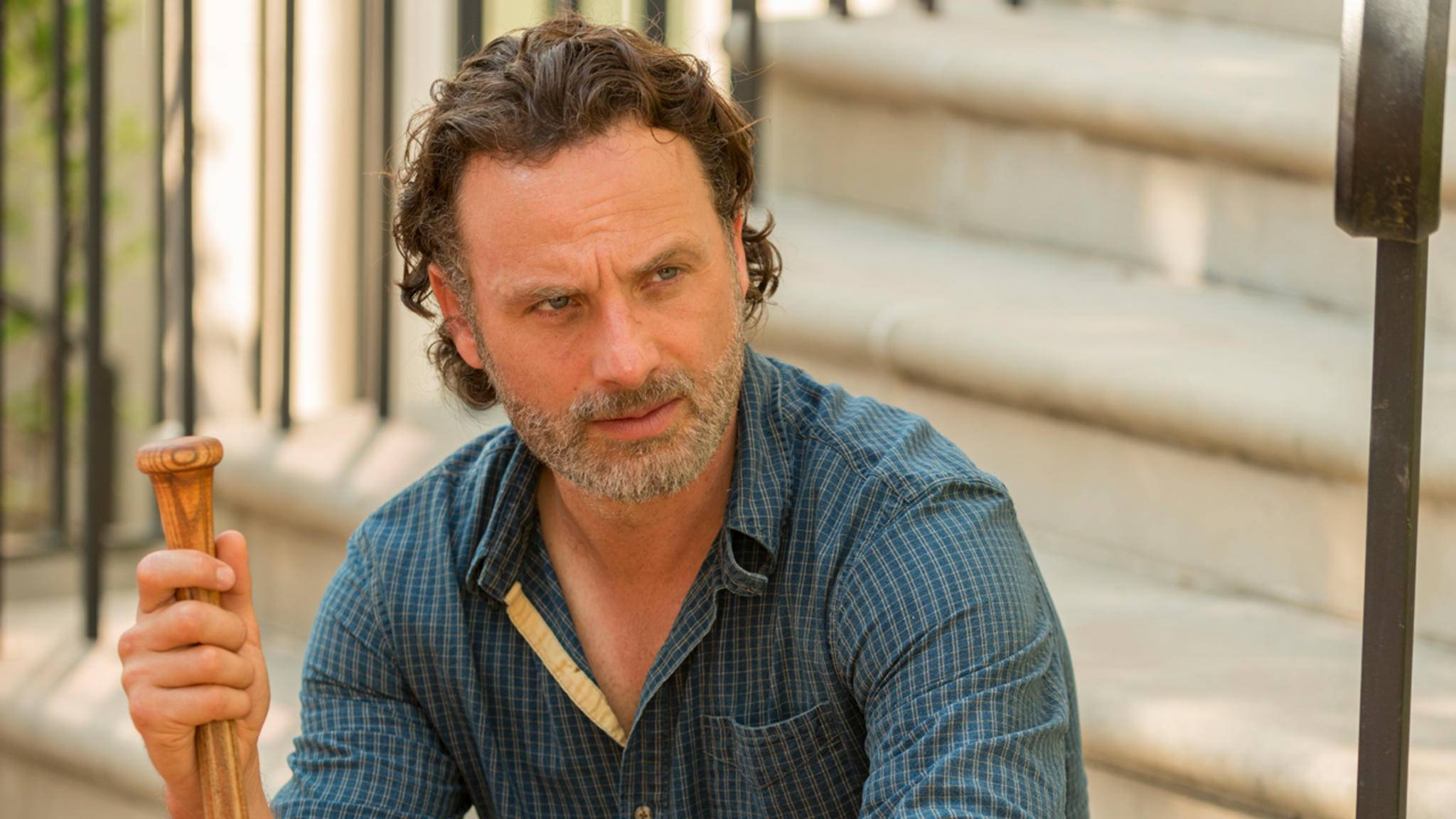 Wird Rick sterben? Das wird die Frage für Staffel 9 sein.