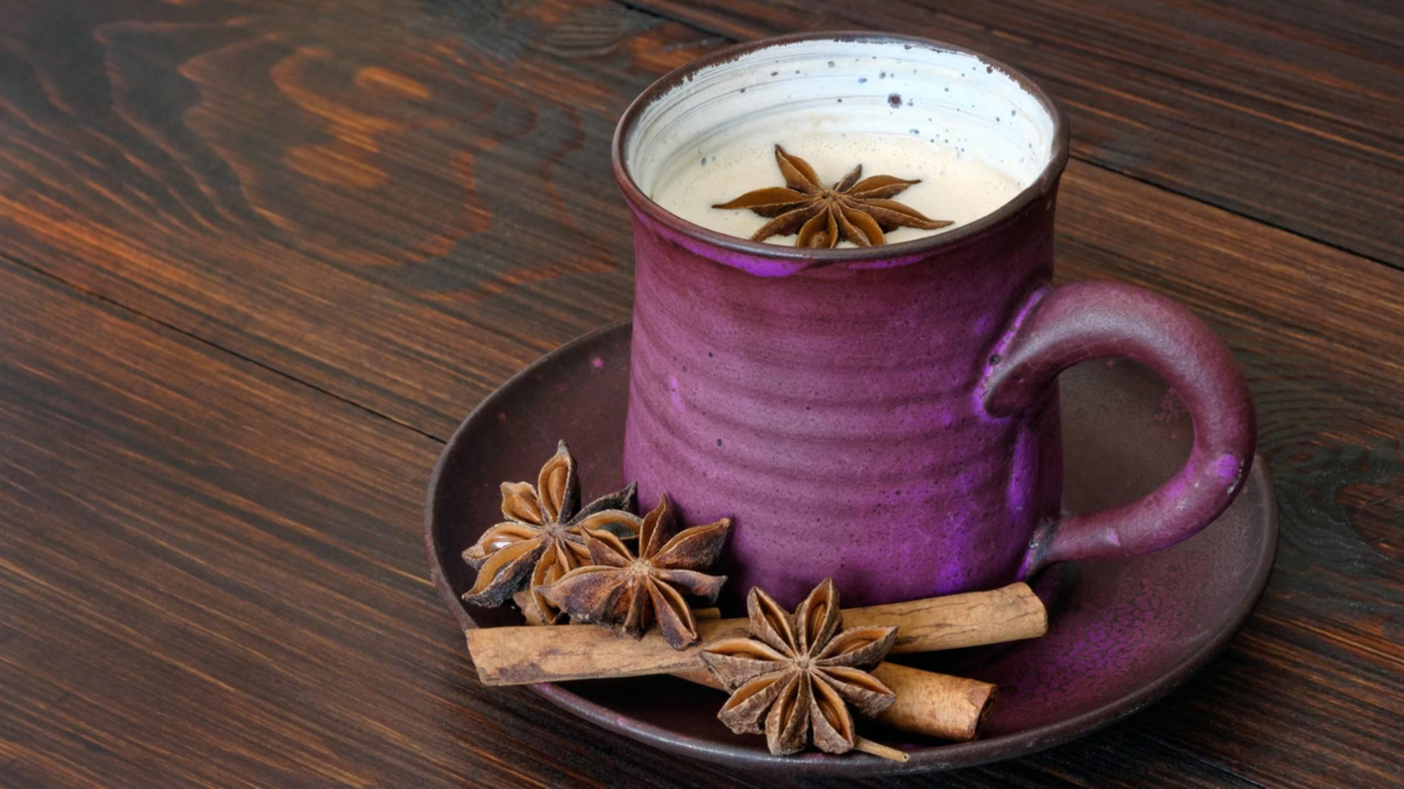 Spontan Lust auf einen leckeren Chai Latte? Mit dem richtigen Sirup kein Problem!