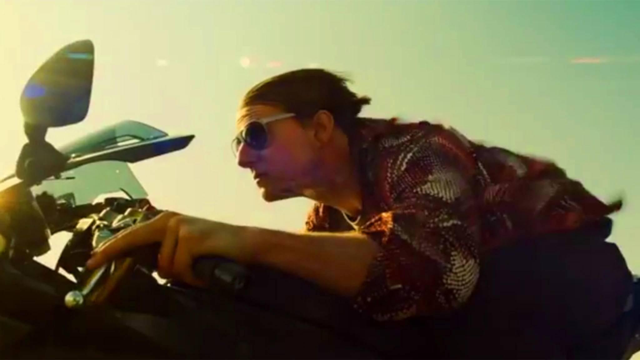 Er tut es schon wieder: Tom Cruise wird als Ethan Hunt erneut für jede Menge Action sorgen.