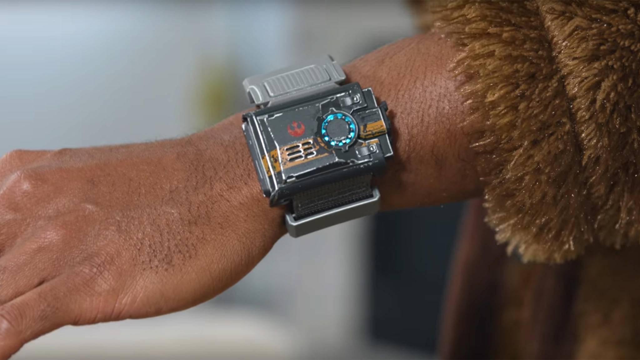 Möge das Macht-Armband mit Dir sein! Sphero's Force Band steuert Spielzeugdroiden und Dein Smart Home.