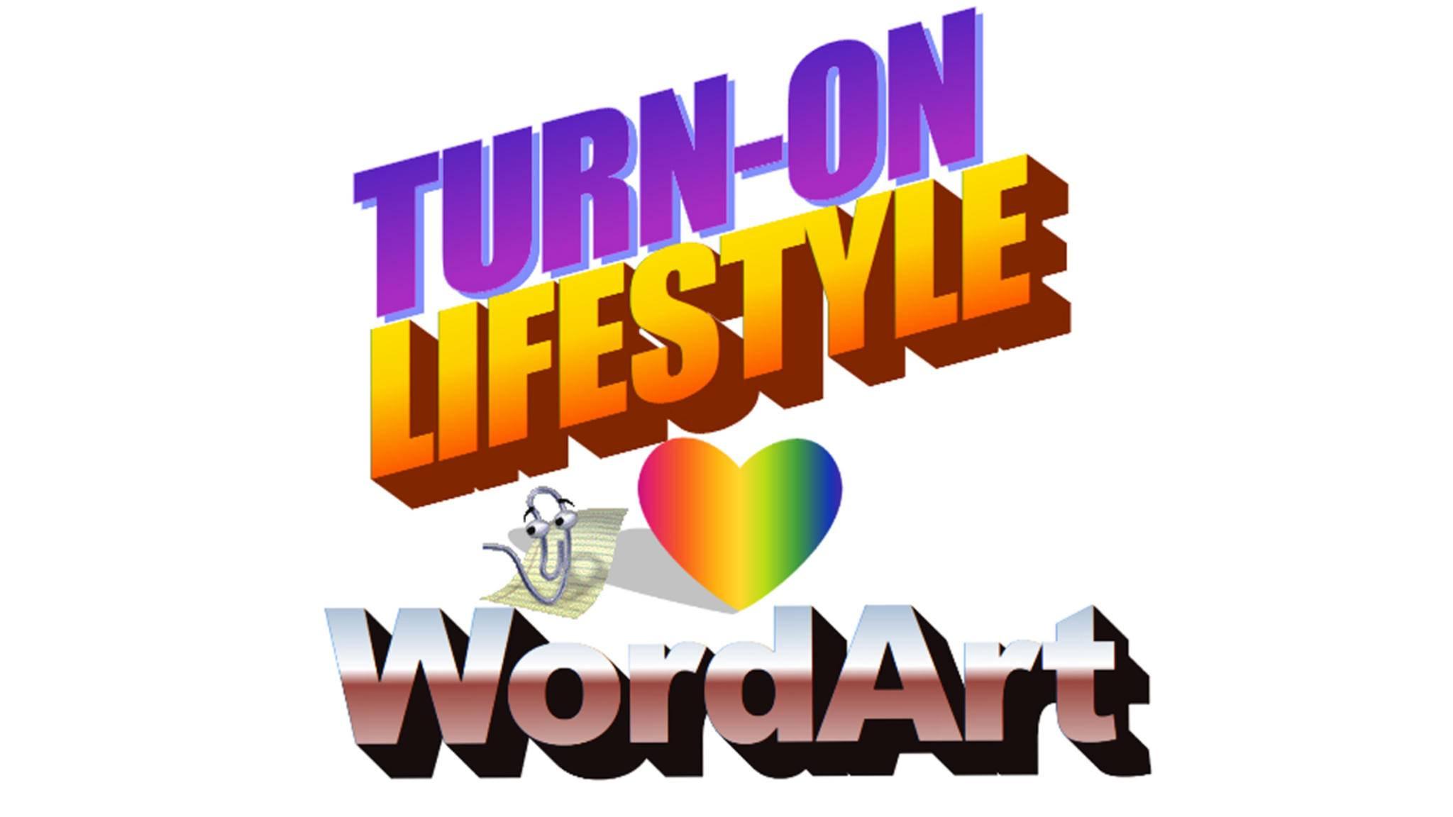 Makewordart.com sorgt für Nostalgieflashs. Wir haben da mal was vorbereitet.
