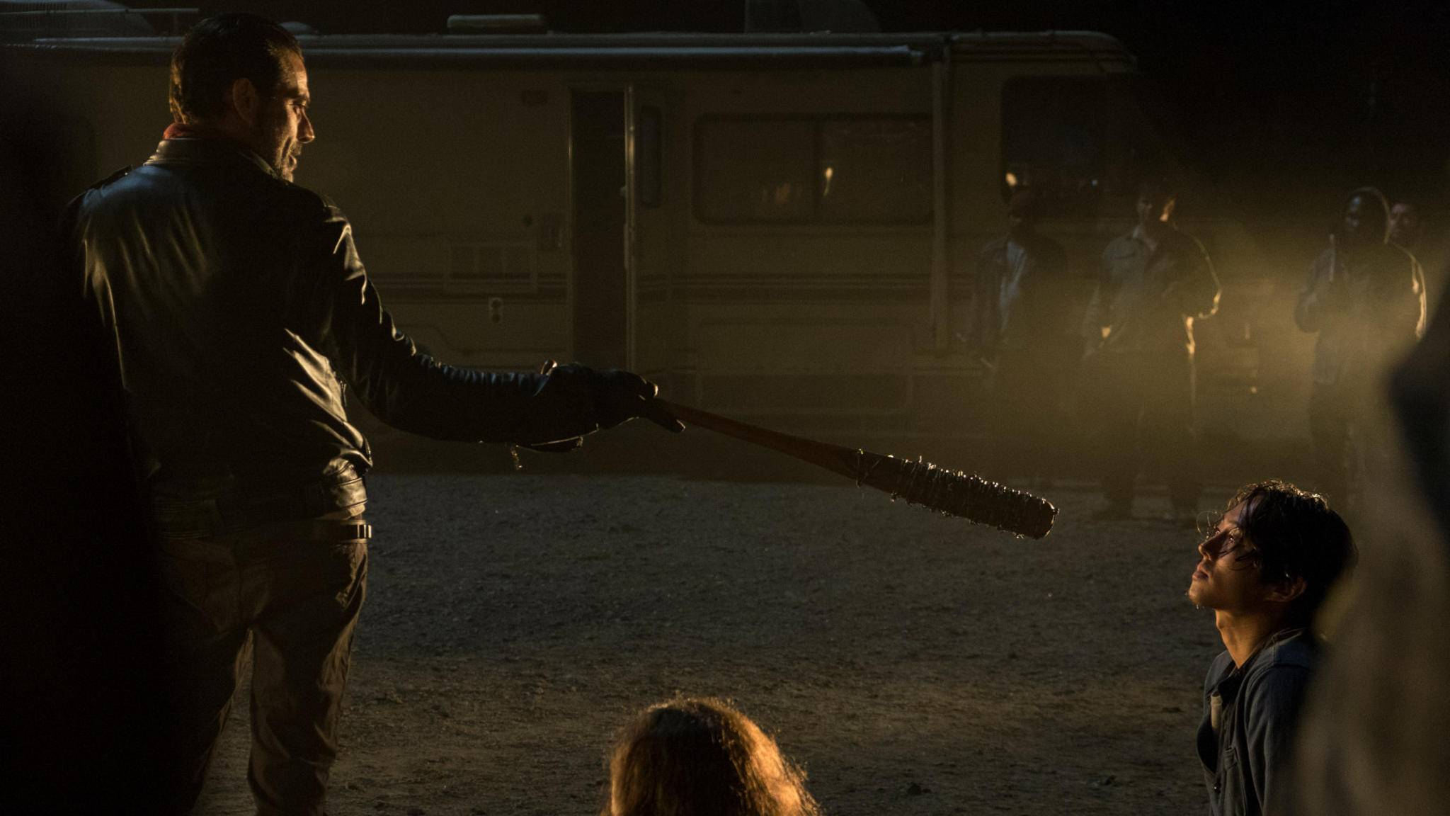 """Die siebte Staffel von """"The Walking Dead"""" ist selbst für Fans harter Tobak."""