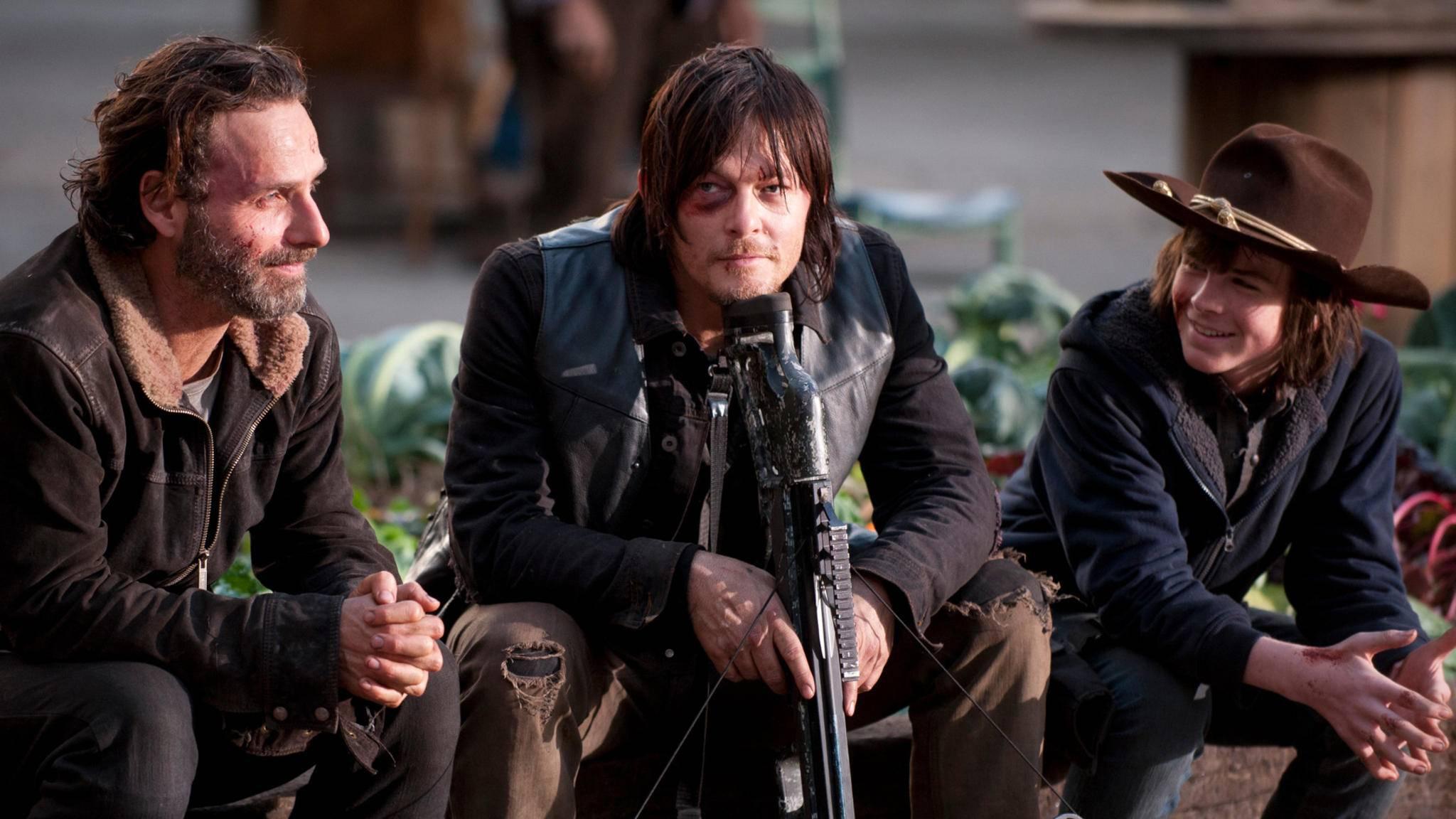 """""""The Walking Dead"""": Welche der Hauptfiguren stirbt als Nächstes?"""