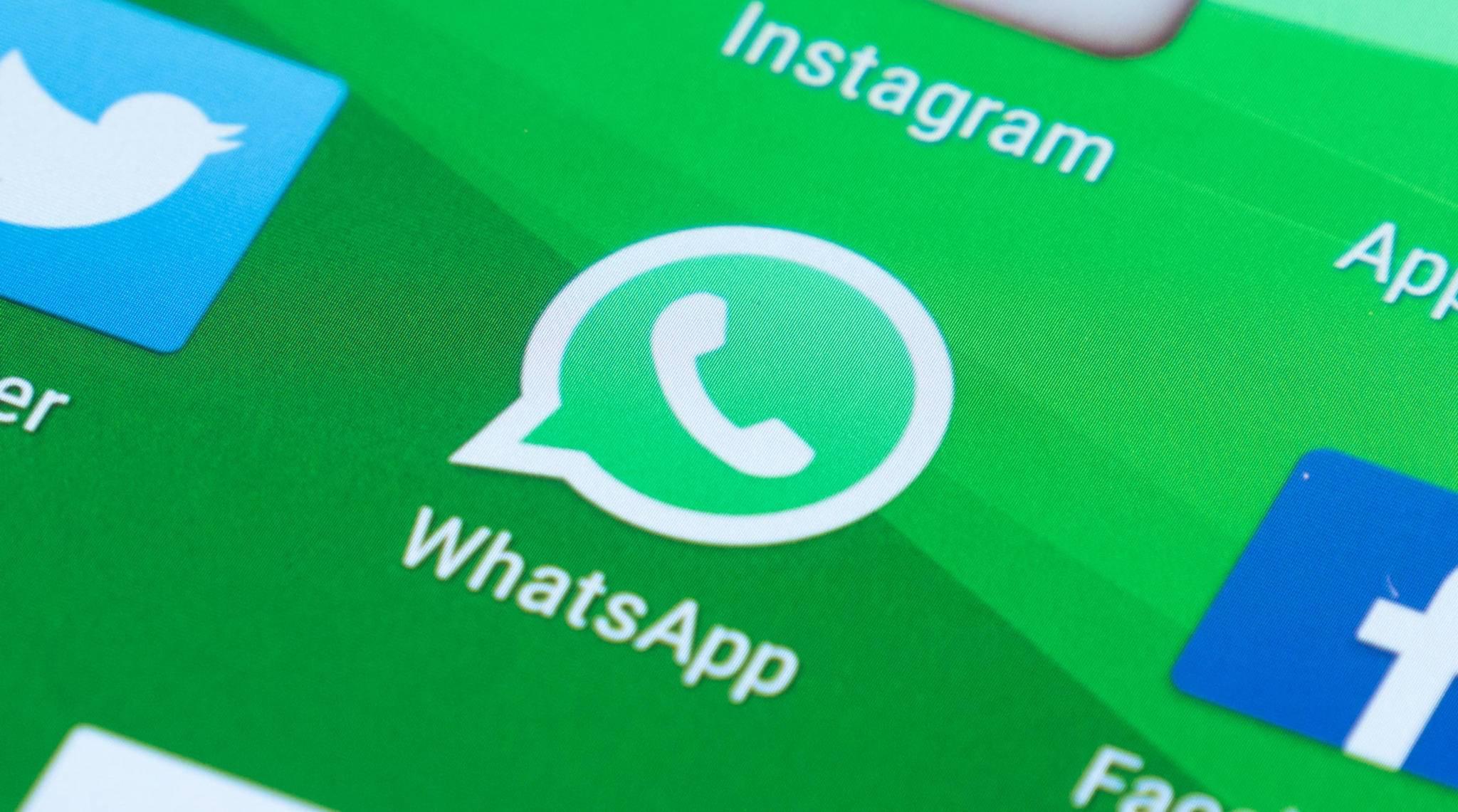 Die Verschlüsselung von WhatsApp kann offenbar umgangen werden.