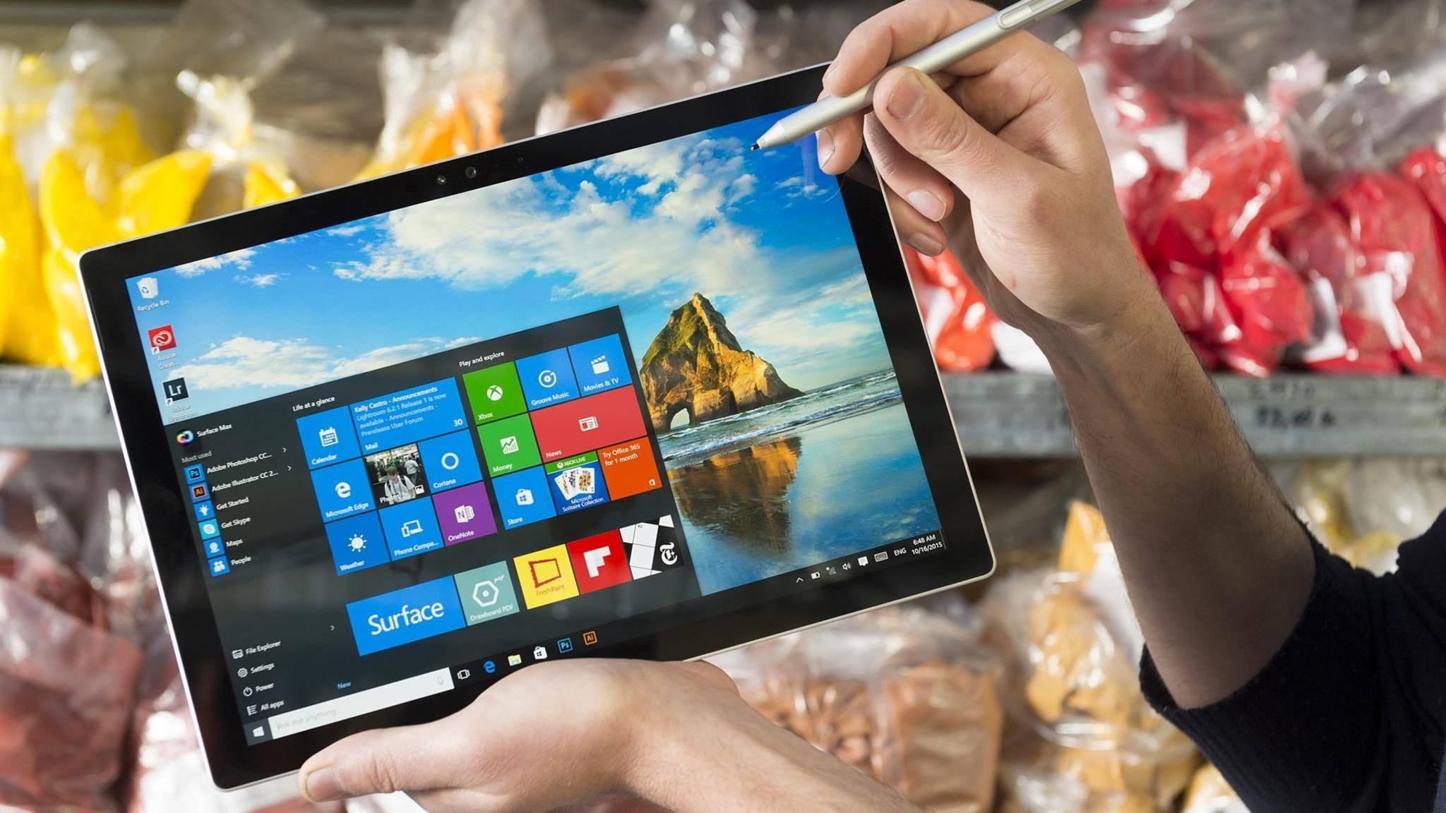 Microsoft arbeitet an Surface-Tablets für Einsteiger.
