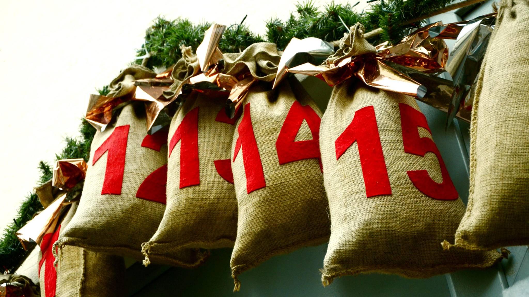 Adventskalender kaufen kann jeder! Mit diesen DIY-Ideen gibst Du der Adventszeit eine persönliche Note.