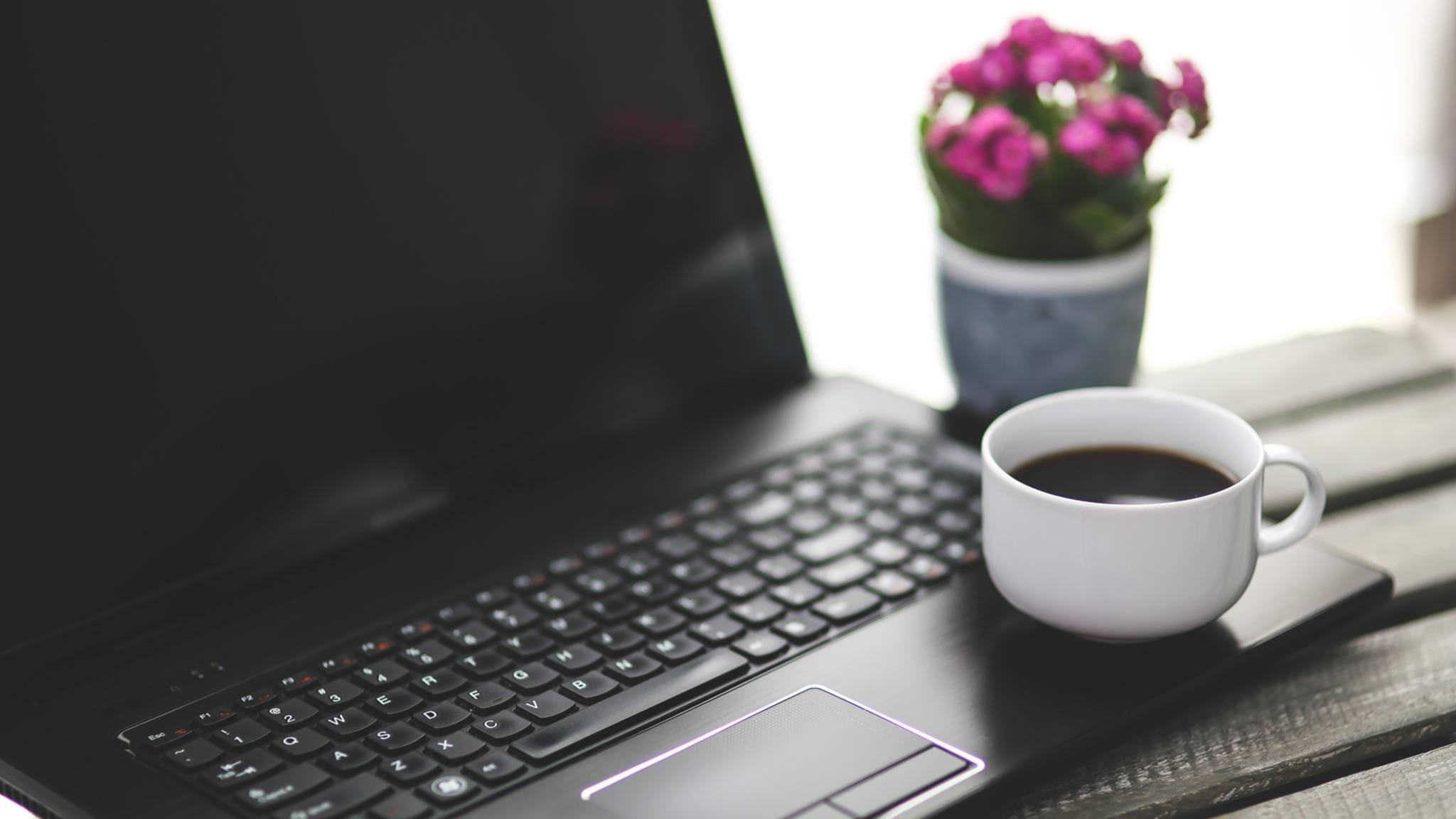 Dank Makros ersparst Du Dir Arbeit und kannst stattdessen einen Kaffee trinken.