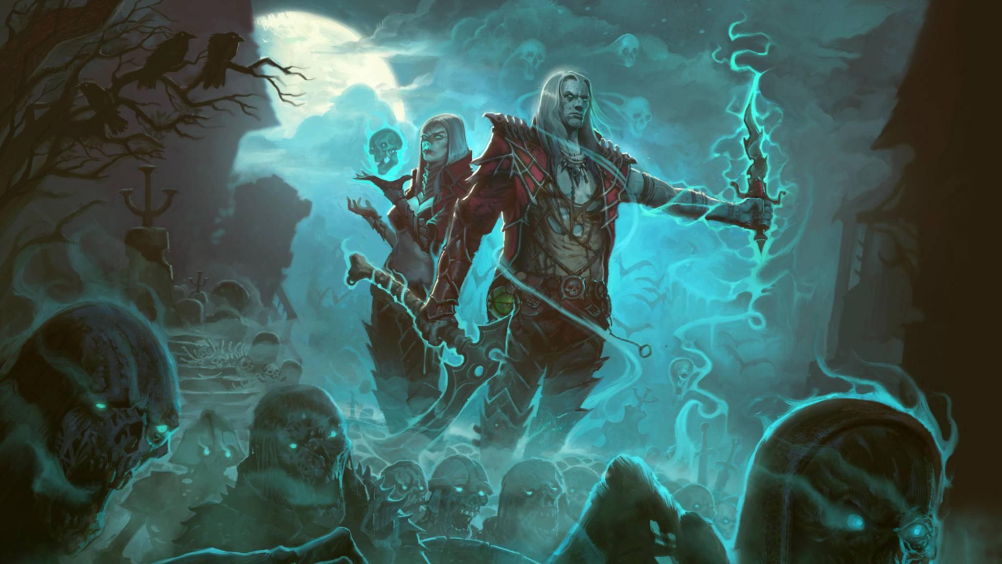 """Das Gerücht um """"Diablo 3"""" für die Nintendo Switch ist nicht totzukriegen."""