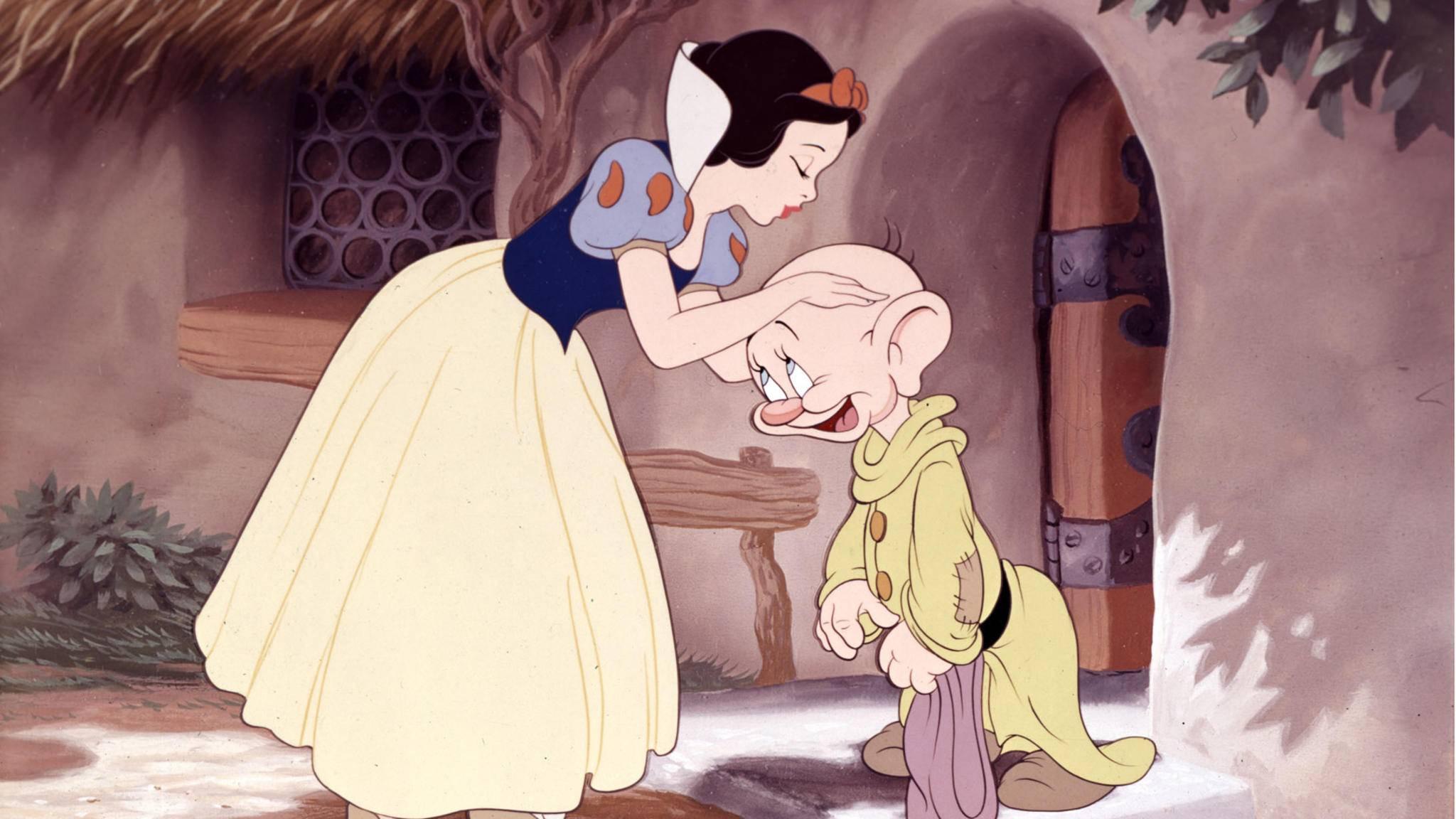 """Der Disneyklassiker """"Schneewittchen"""" wird zum Realfilm."""