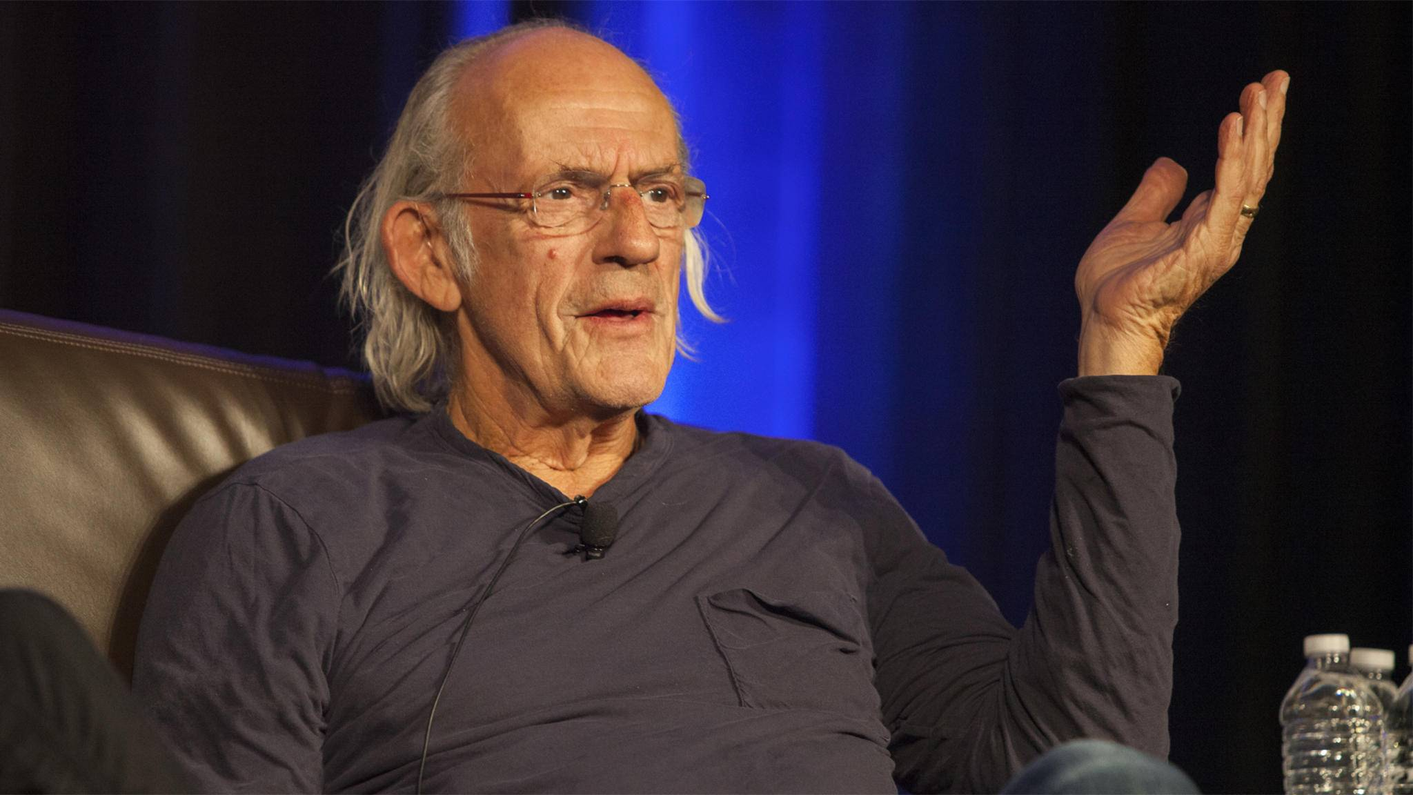 "Christopher Lloyd beehrt ""The Big Bang Theory"" mit einem Gastauftritt."