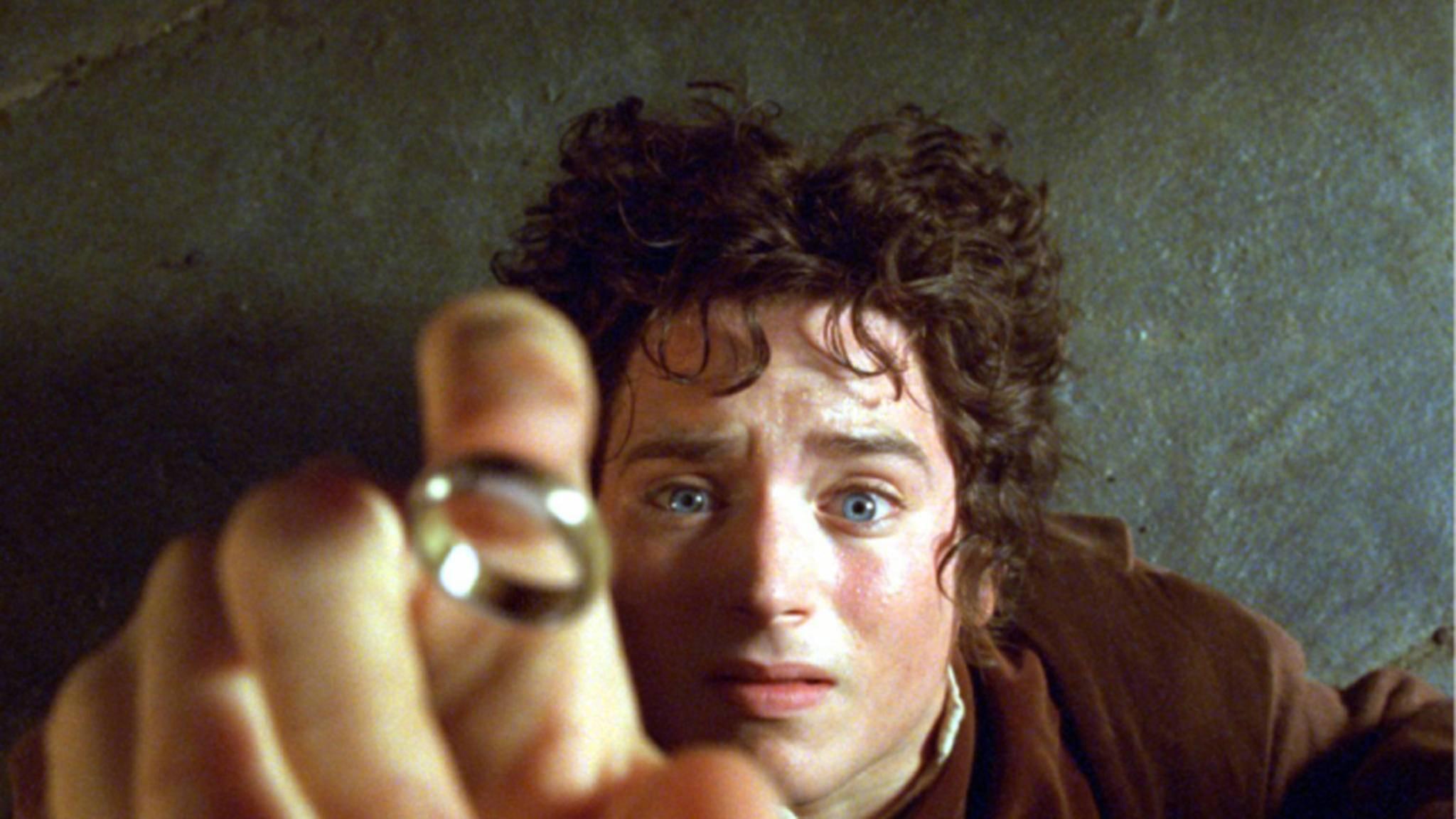 """Und alle sind nur hinter diesem Ring her... Wird das """"Herr der Ringe""""-MMO der nächste Fantasy-Superhit?"""