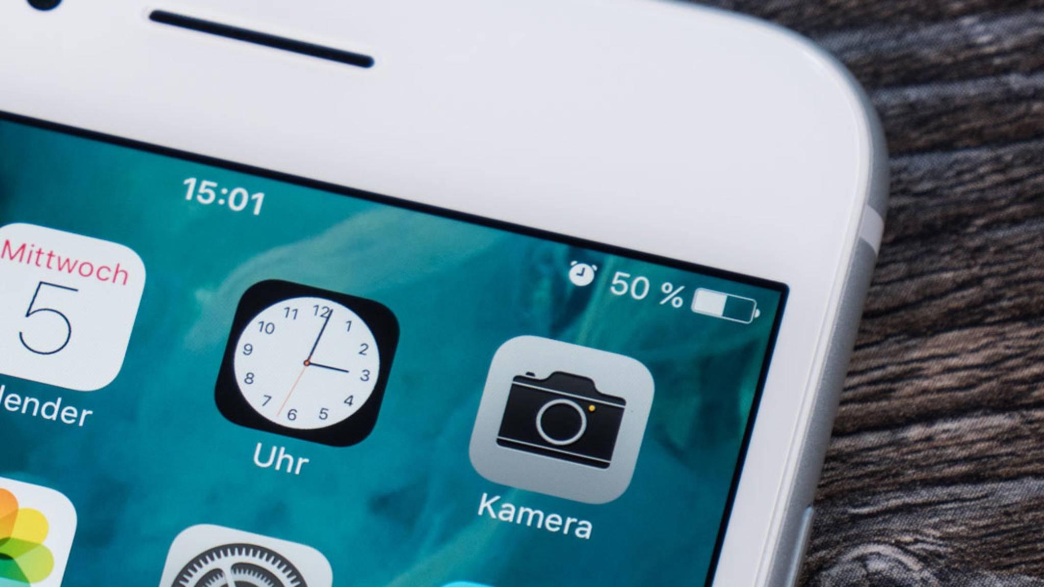Betroffene iPhone-Besitzer sollen die Drosselung der Leistung künftig gezielt abschalten können.
