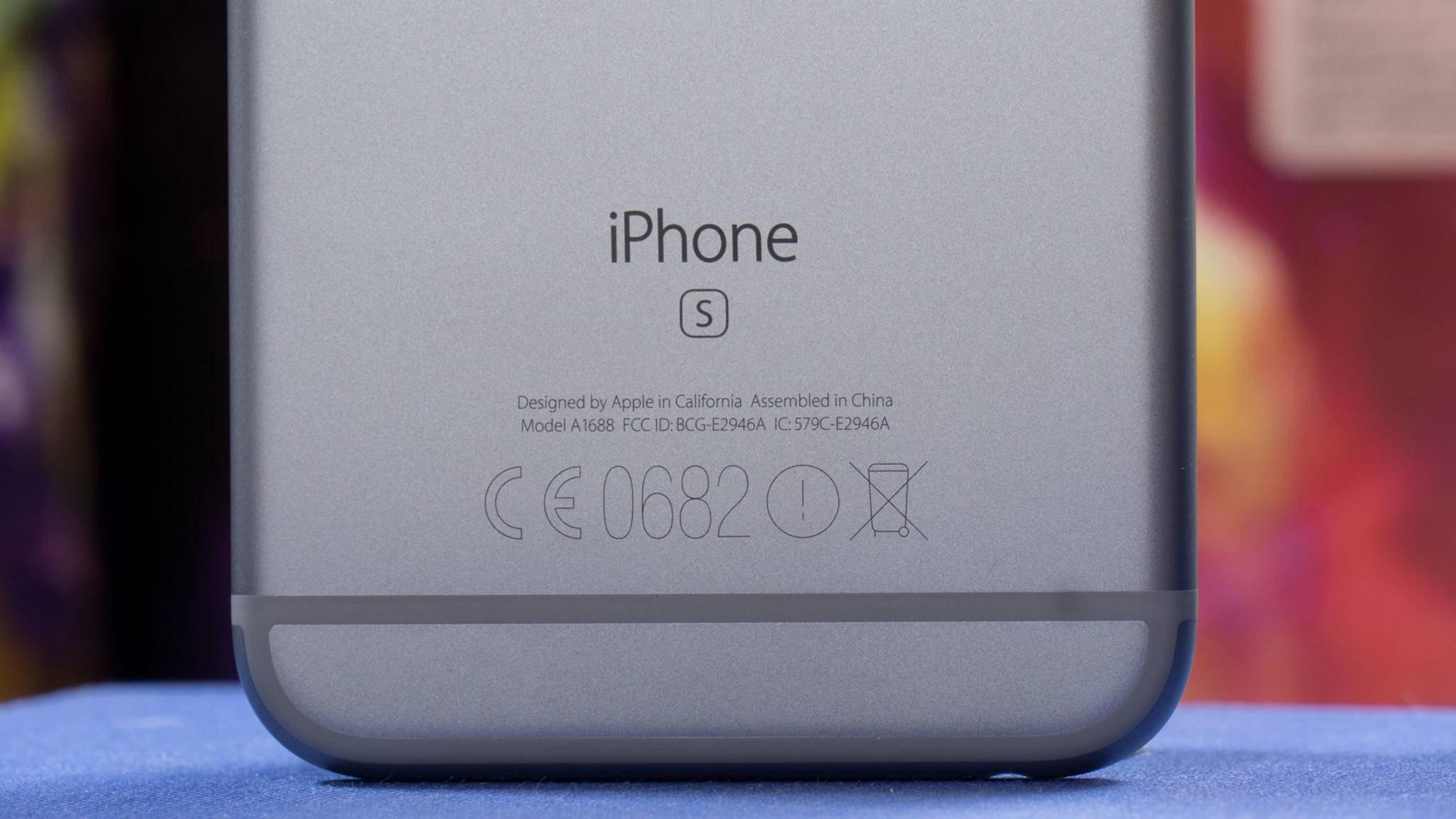Mit iOS 10.2.1 sollen die Akku-Probleme beim iPhone 6s weitgehend der Vergangenheit angehören.