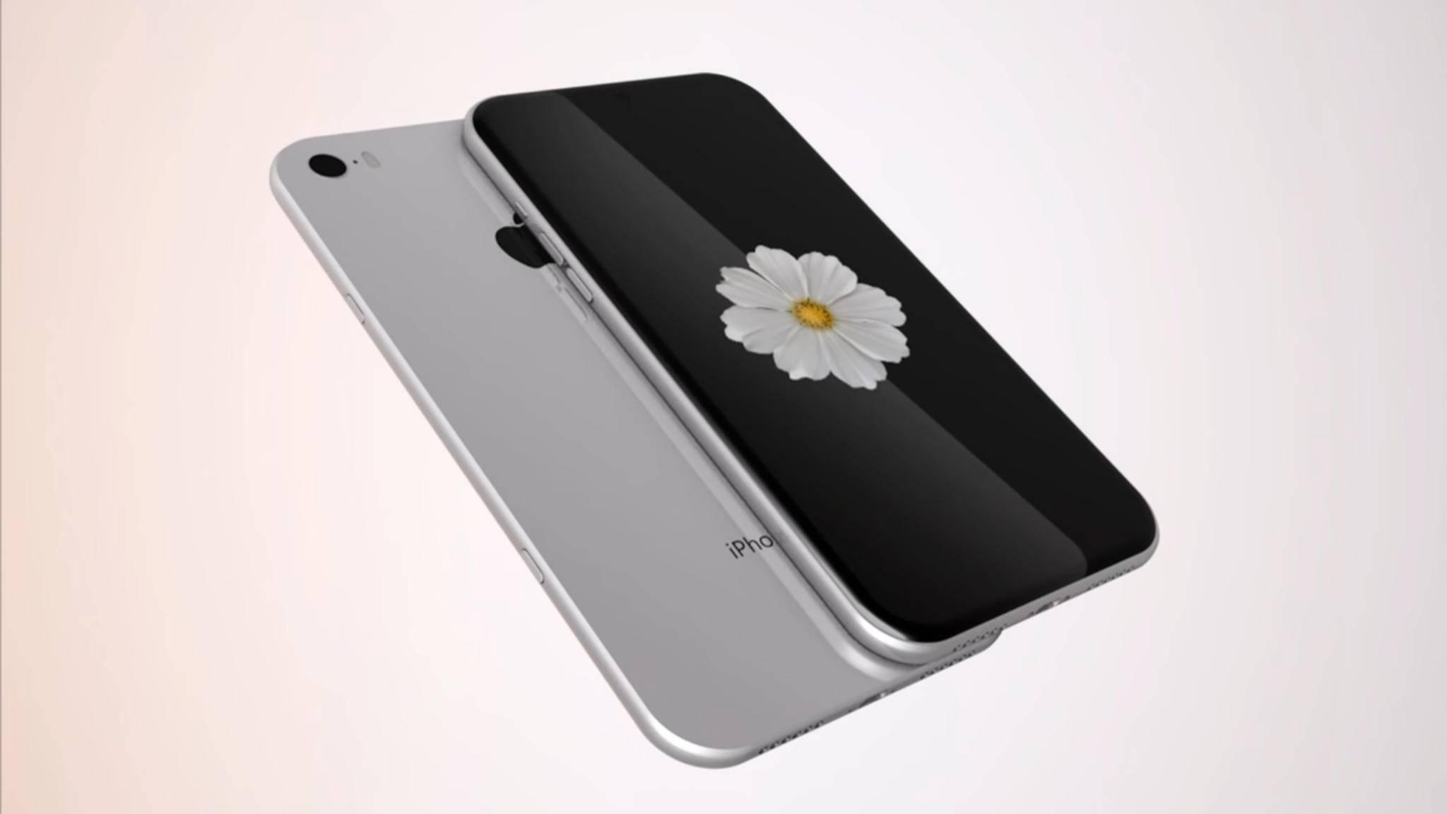 Viele Gerüchte zum iPhone 8 drehen sich rund um das Display: Wird es randlos? Setzt Apple auf OLED?