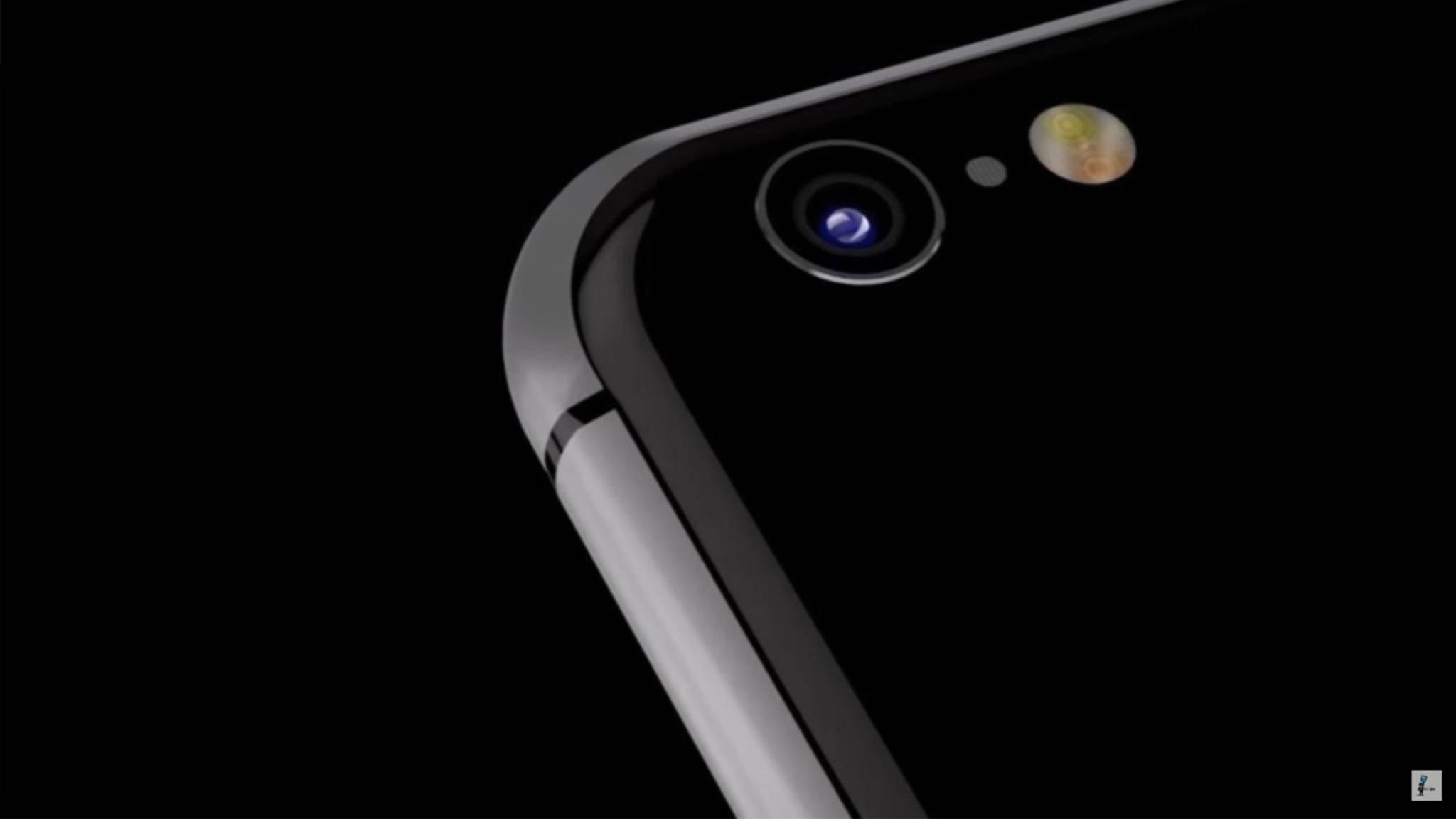 Diese Konzeptstudie zeigt das iPhone 8 mit gebogenen Kanten. Wird das auch in der Realität so sein?