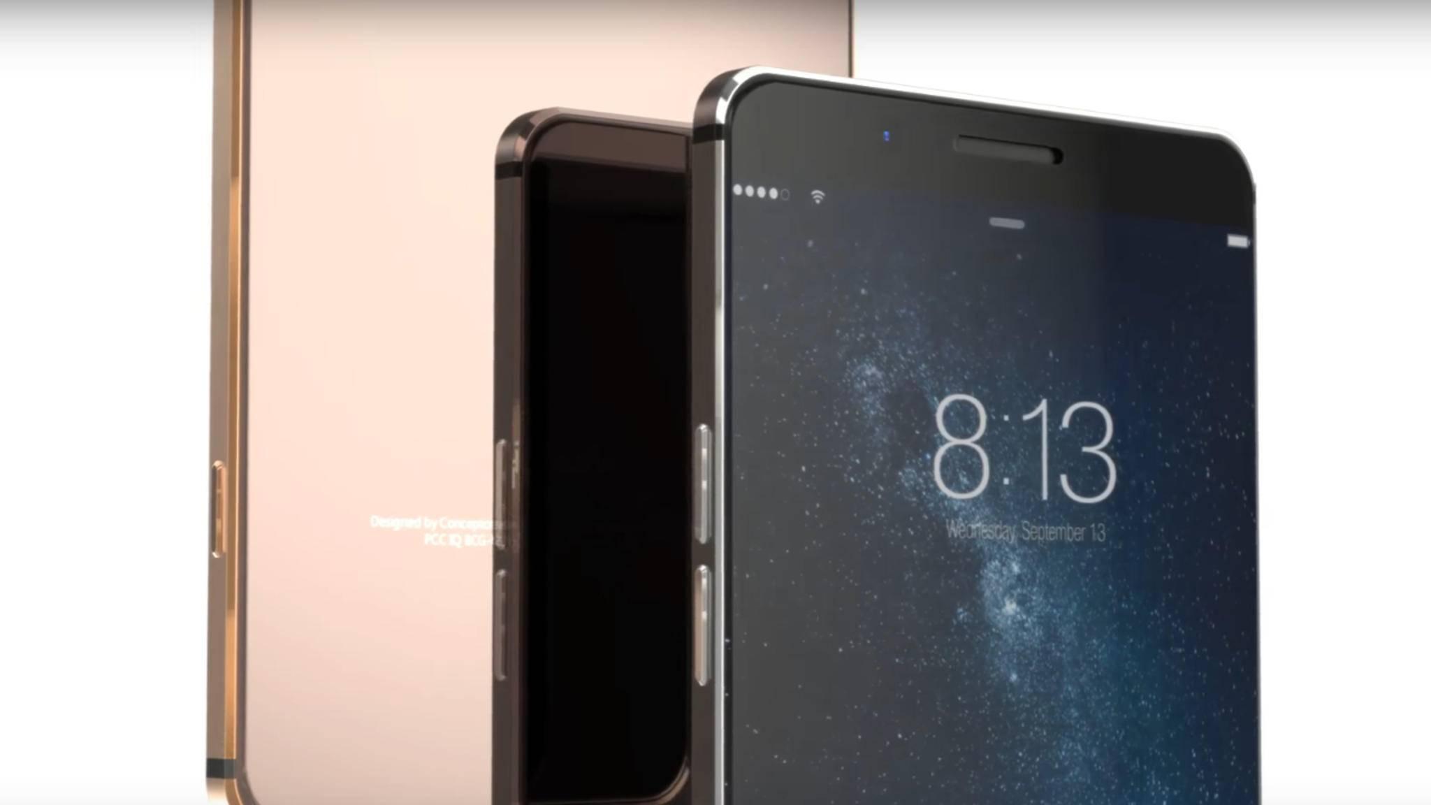 Apple zahlt für OLED-Displays im iPhone 8 ordentlich an Samsung.