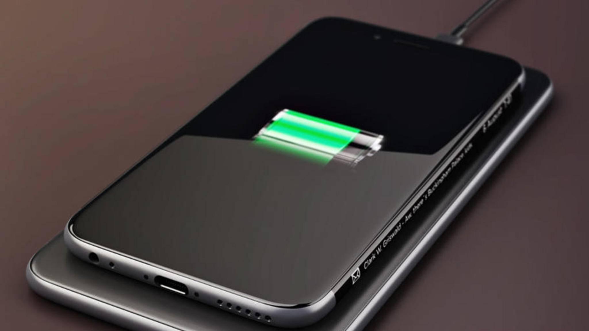 Das iPhone 8 könnte endlich Wireless Charging unterstützen.