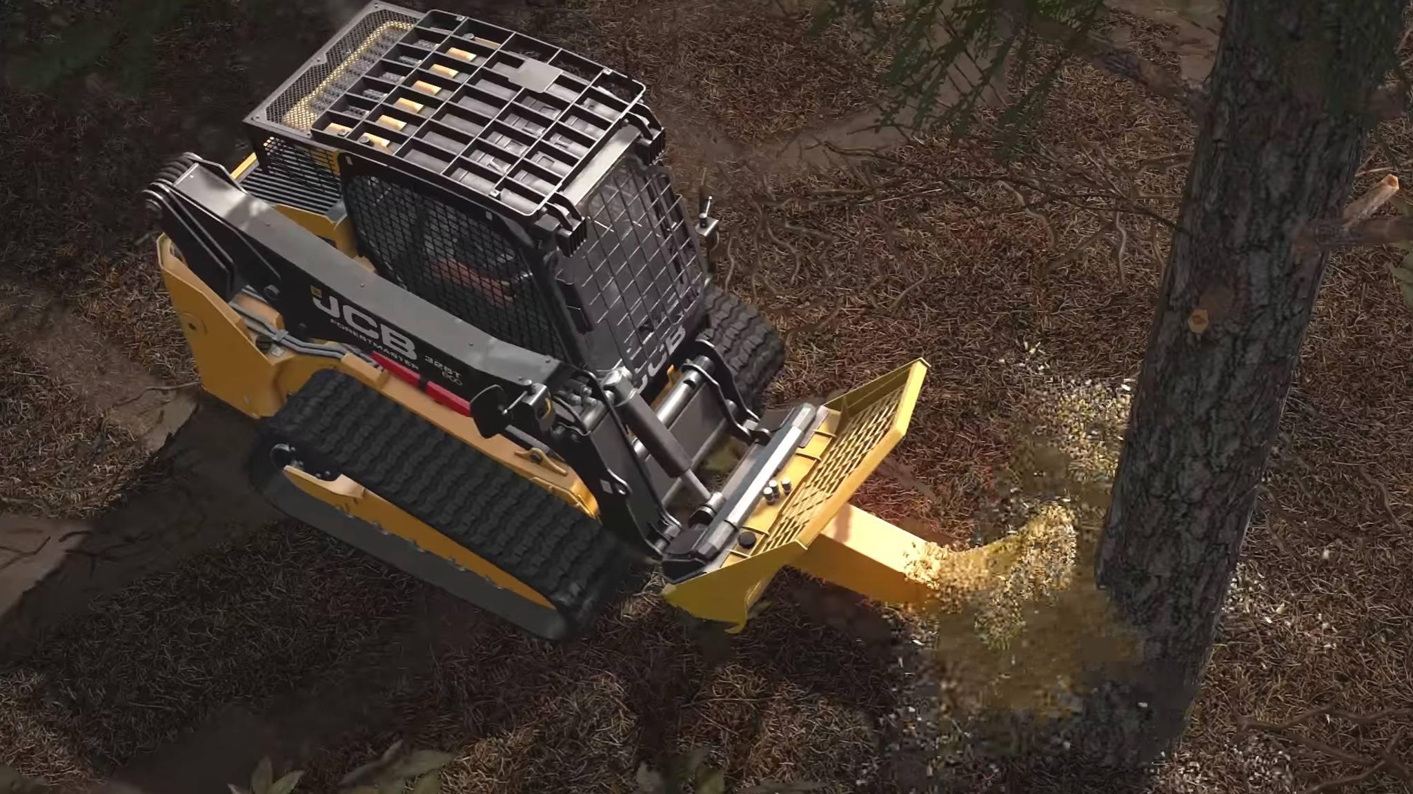 """Beim """"Landwirtschafts-Simulator 17"""" geht es teilweise heftig zur Sache."""