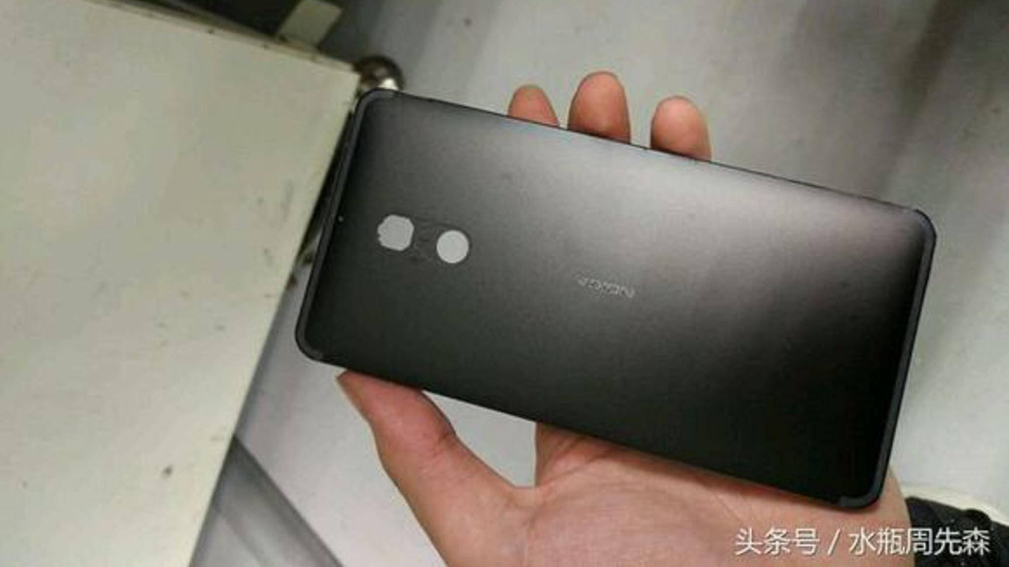 So soll das Einsteiger-Smartphone Nokia D1C aussehen.