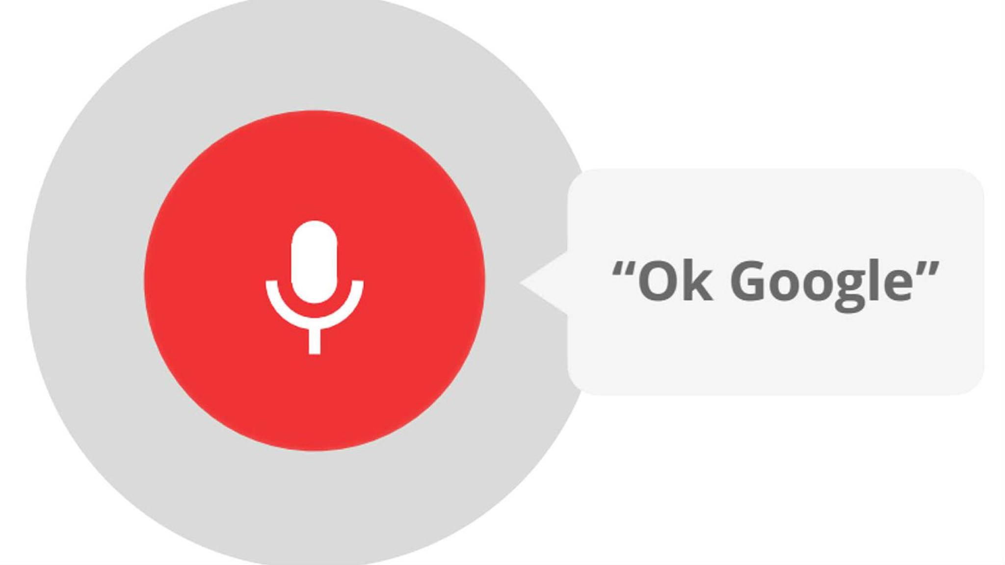 So schaltet man den Verlauf von OK Google ab und löscht ihn