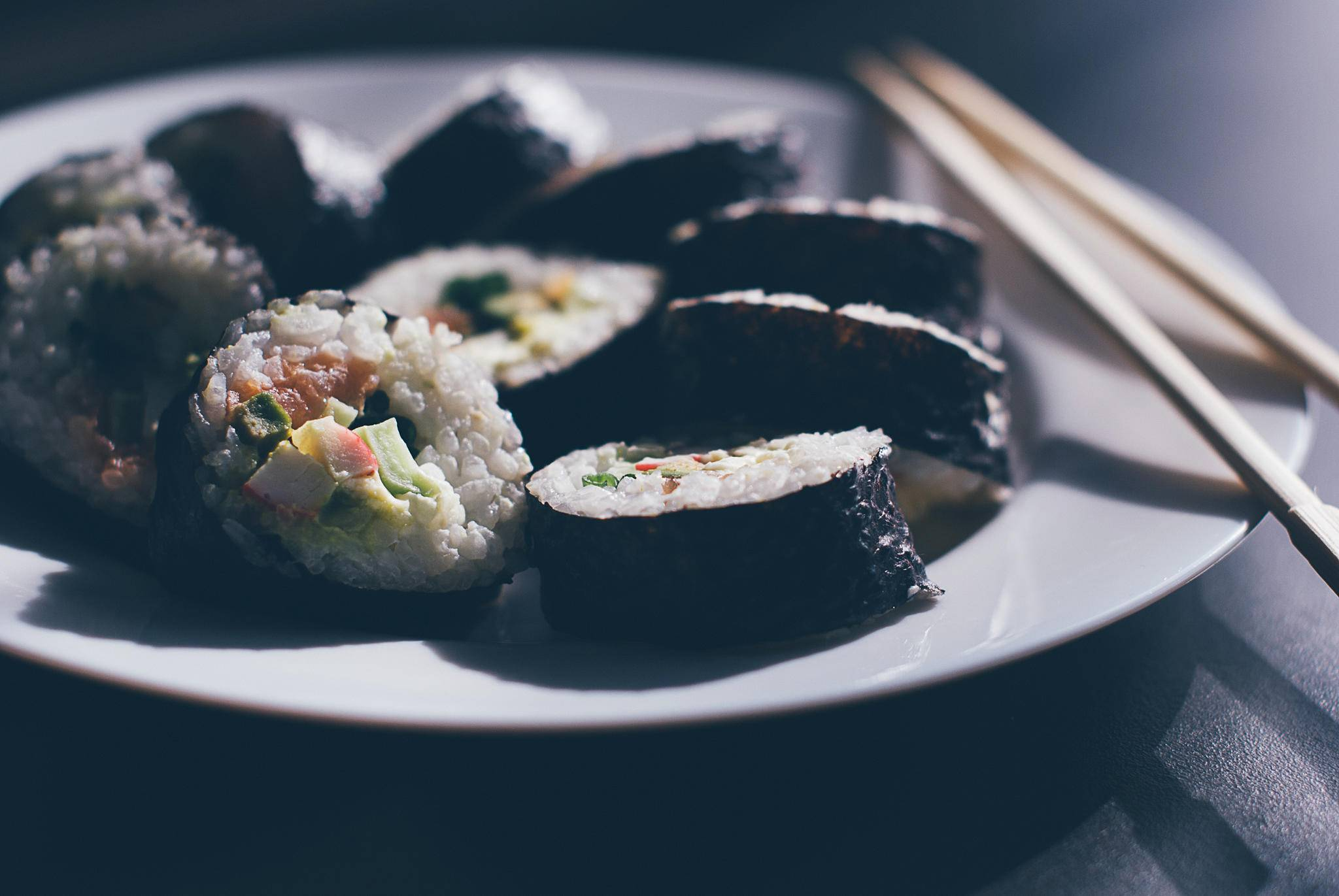 Sushi kann mehr sein als nur eine Maki-Roll.