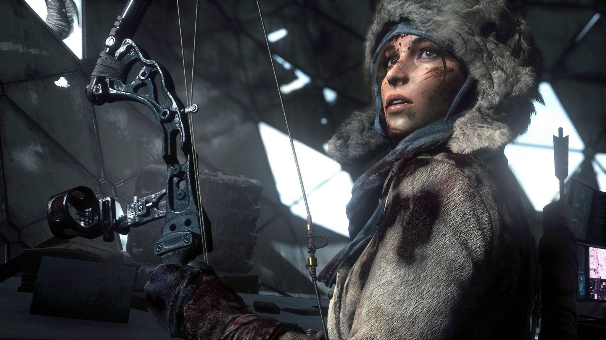 """""""Rise of the Tomb Raider"""" war ein zeitexklusiver Titel für die Xbox."""