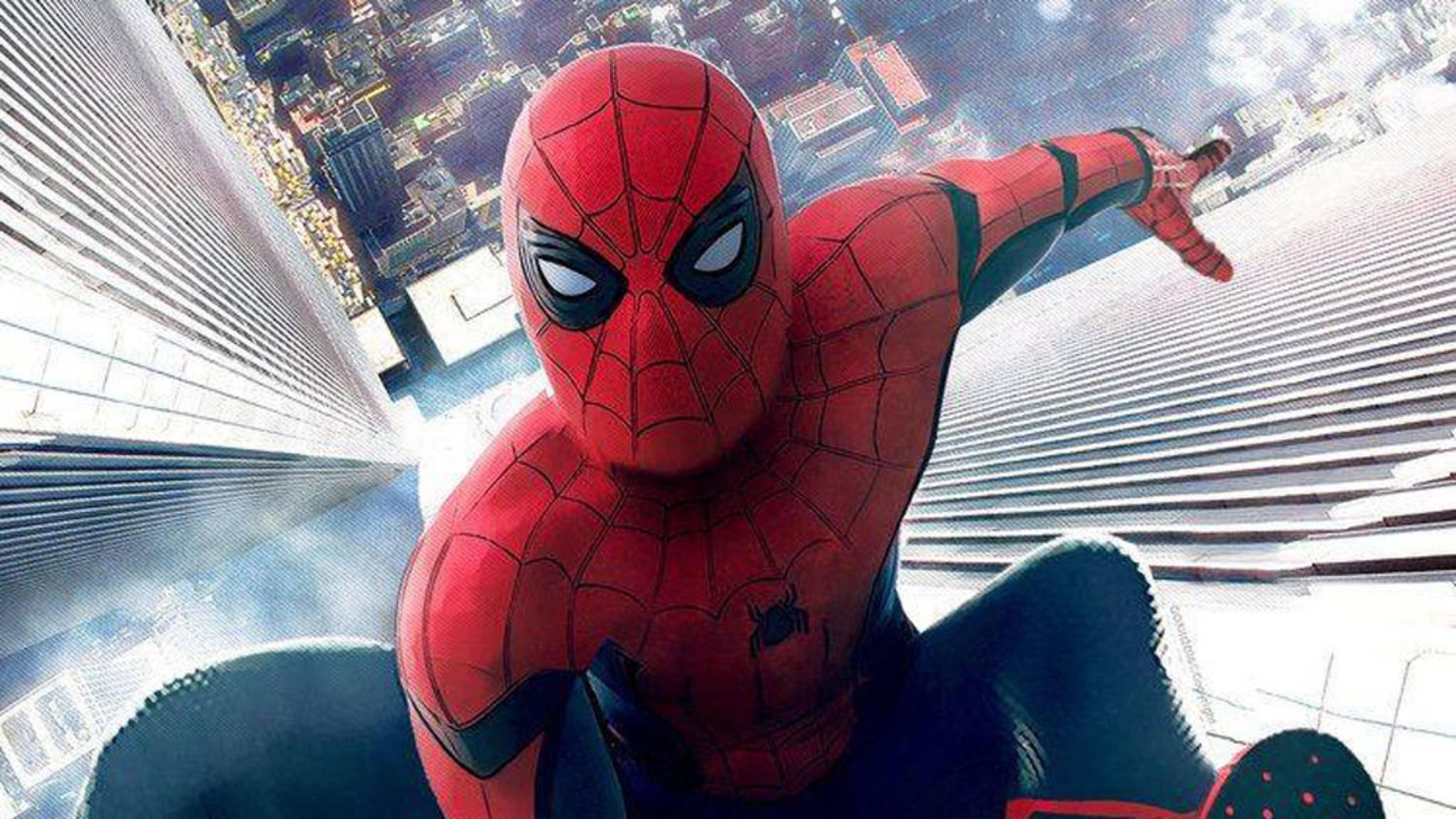 """Da kommt was auf uns zu: """"Spider-Man: Homecoming"""" bekommt 2019 eine Fortsetzung."""