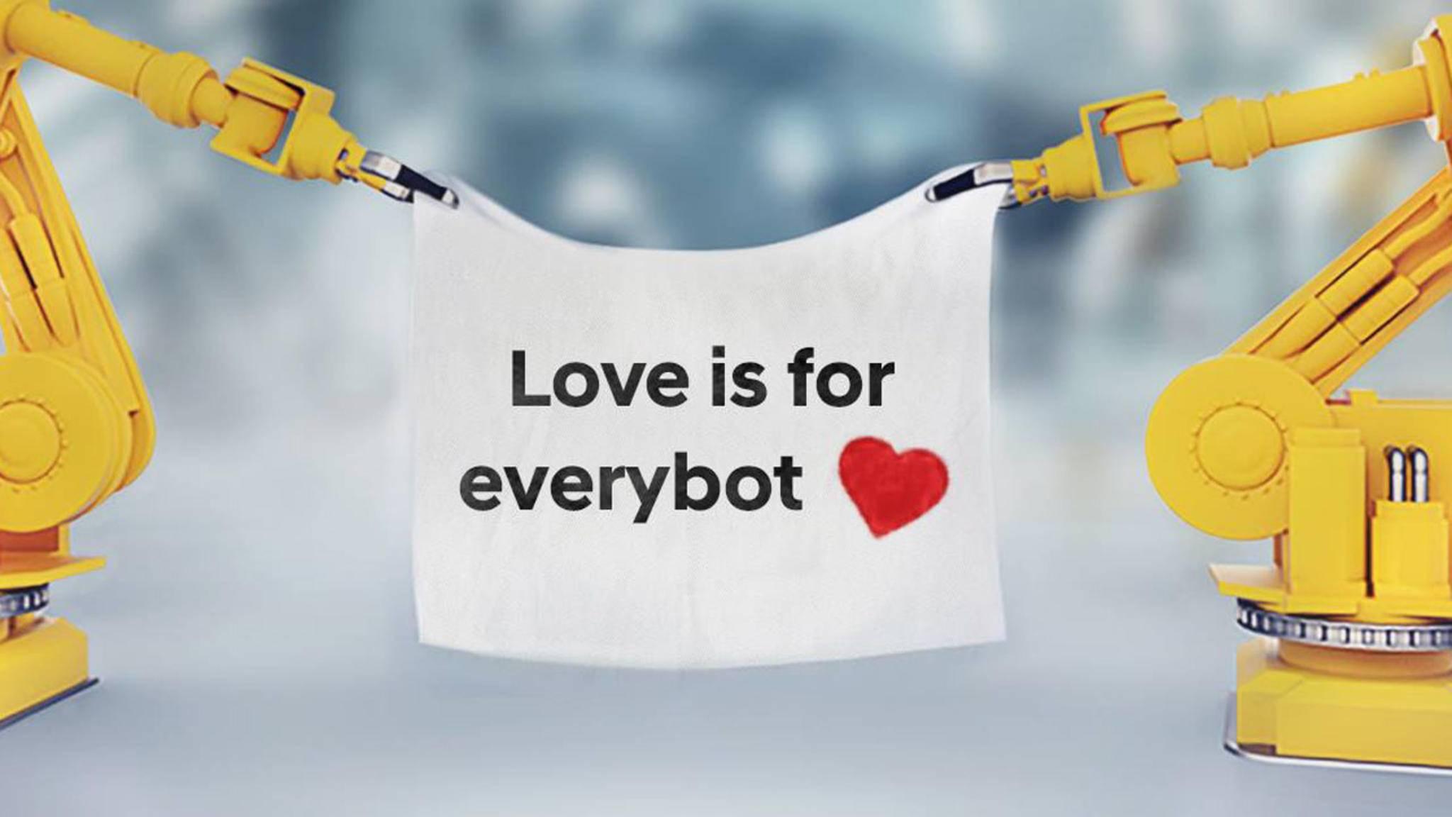 Ein Herz für Roboter: Hyundai hat spannende Ideen für unsere Zukunft mit den Maschinen.