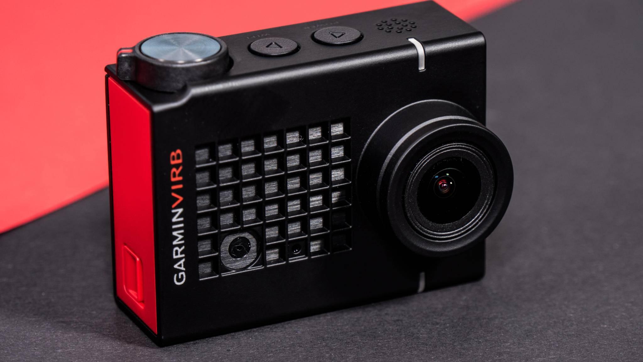 Die Garmin VIRB Ultra bot einige Features der Hero 5 schon vor dem Release des GoPro-Modells.