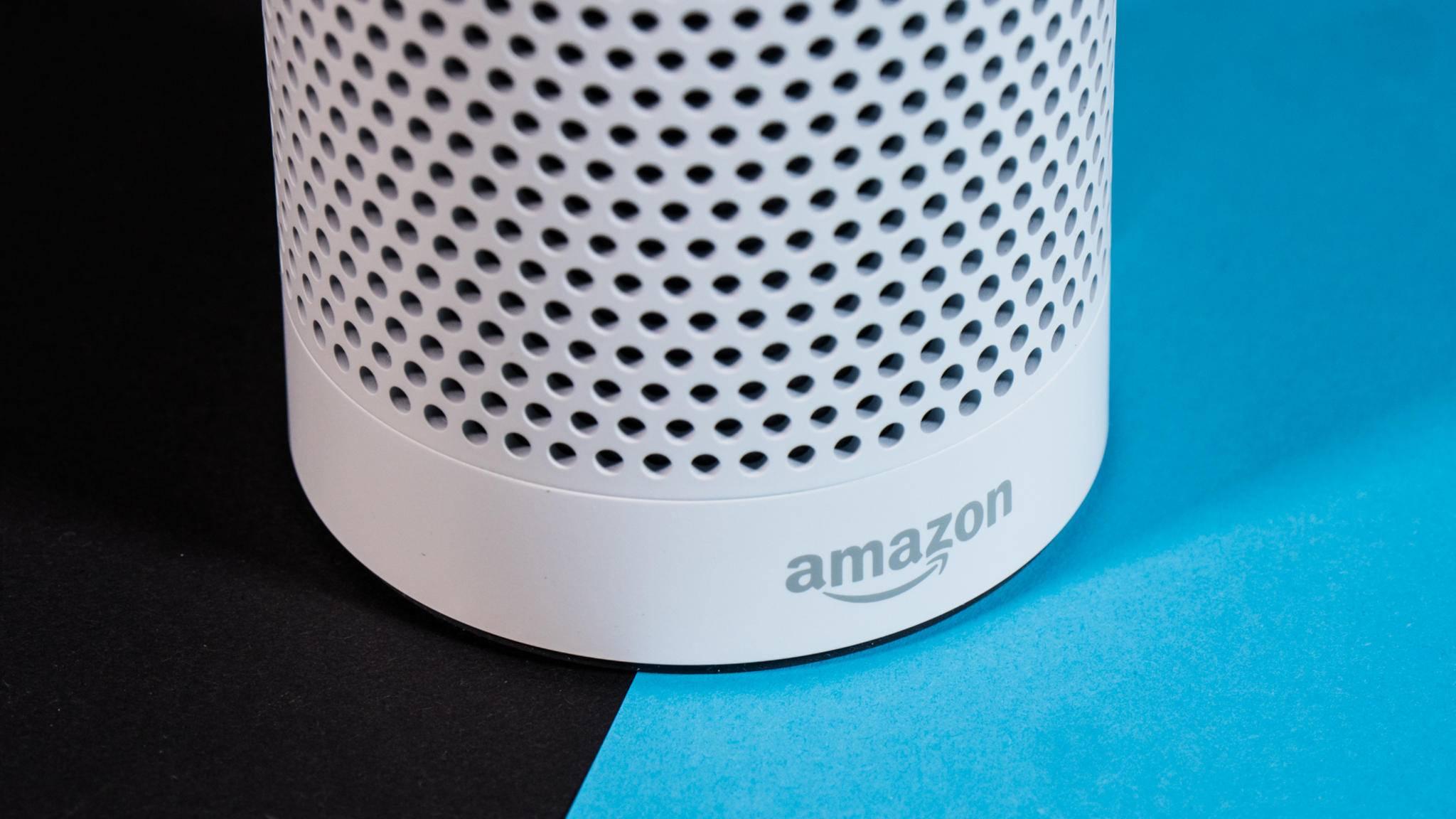 Der Amazon Echo ist der Vorreiter unter den Smart Speakern.