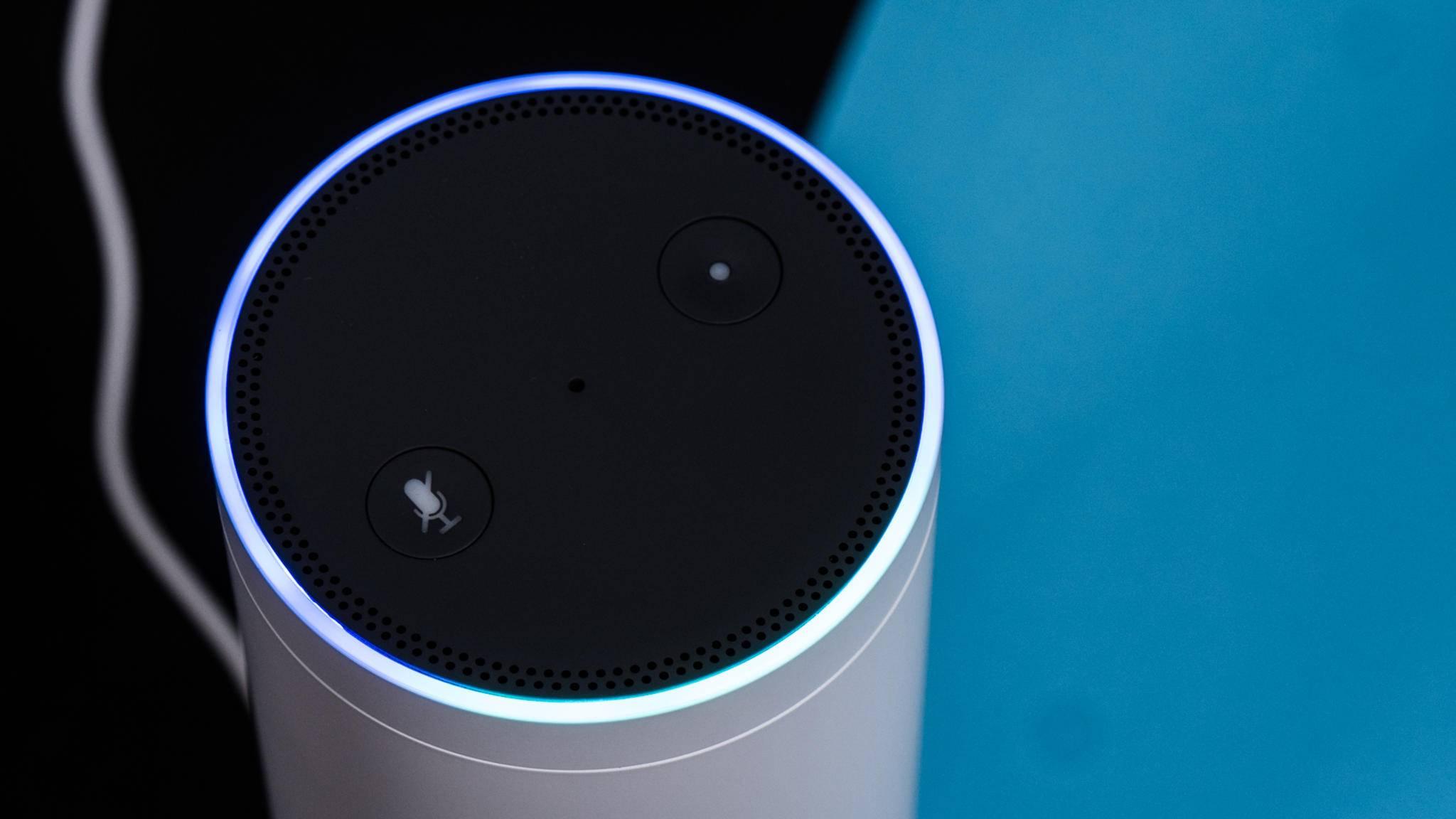 Alexa auf dem Amazon Echo speichert den gesamten Gesprächsverlauf – so löschst Du ihn.