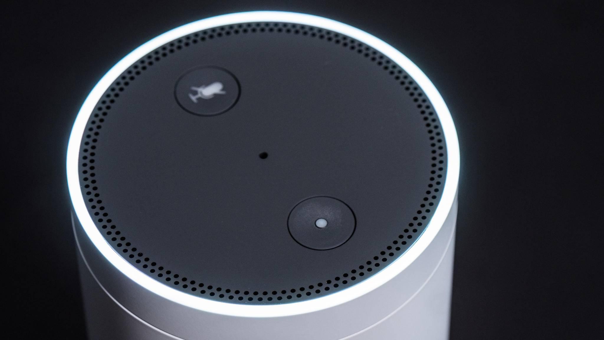 """""""Alexa, habe ich die Grippe?"""" - Künftig können sich Nutzer via Amazon Echo ersten medizinischen Rat holen."""