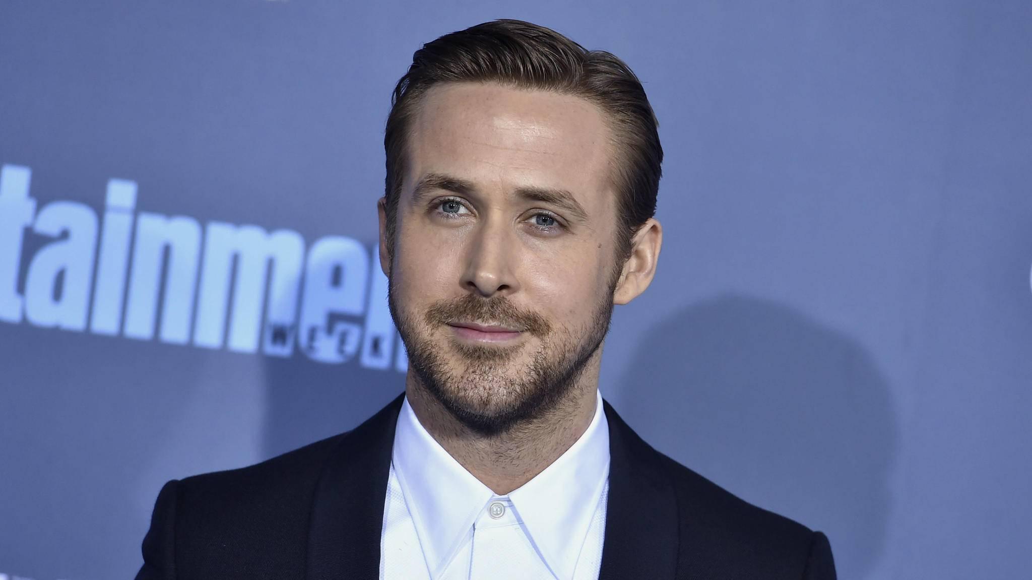 """Ryan Gosling wird in """"First Man"""" die Rolle von Neil Armstrong übernehmen."""