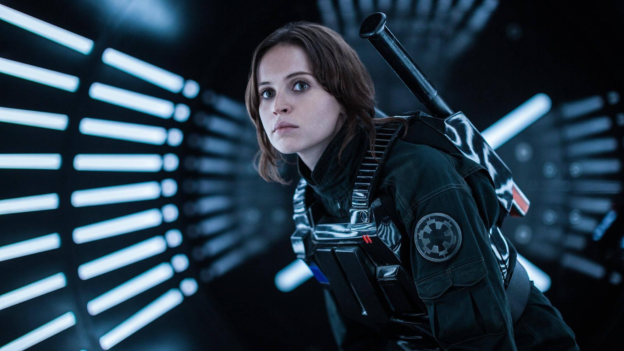 Rogue One: A Star Wars Story _ Jyn Erso (Felicity Jones)