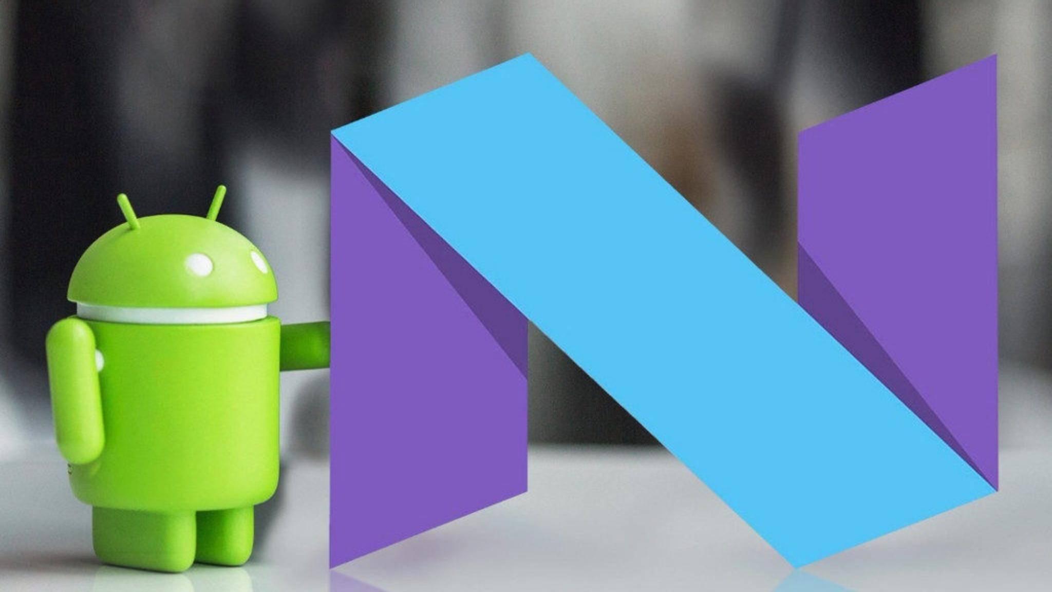 Nicht alle Nexus-Smartphones erhalten Android Nougat 7.1.2.