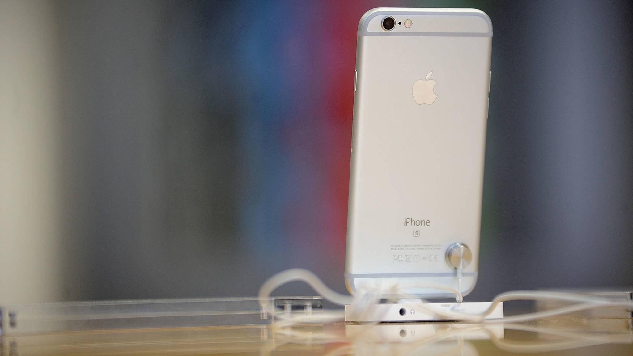Plötzliche Abschaltungen dienen laut Apple dem Schutz der Elektronik.