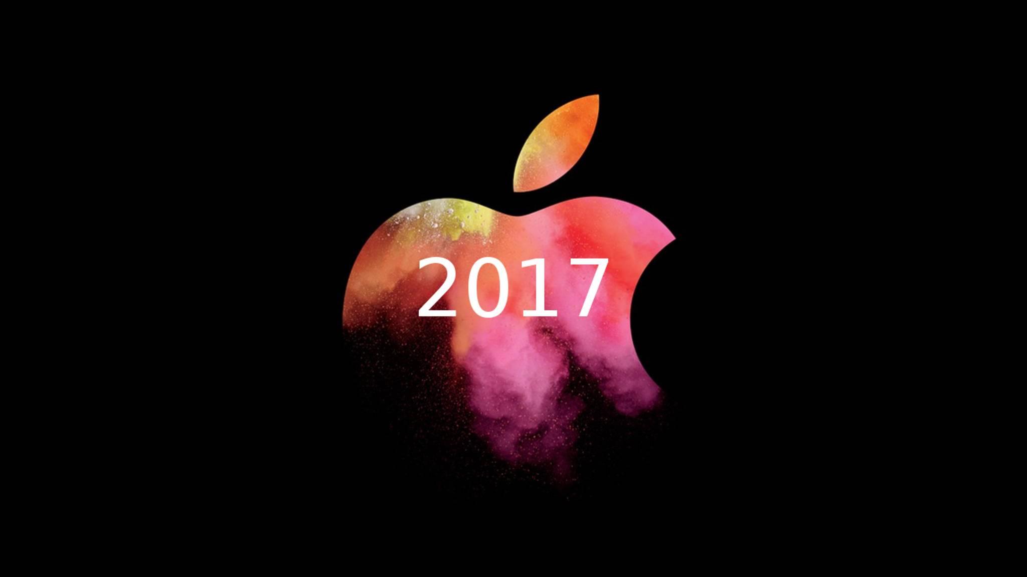 Plant Apple für 2017 neben dem iPhone 8 auch neue iMacs, einen Mac Mini oder ein MacBook Air?