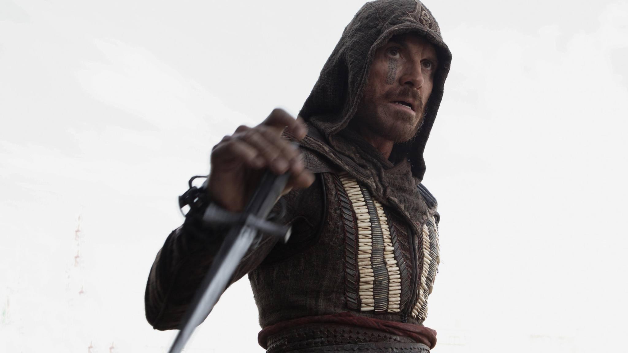 """Es klang so gut – und wurde doch zum Flop: Die """"Assassin's Creed""""-Verfilmung mit Michael Fassbender in der Hauptrolle."""