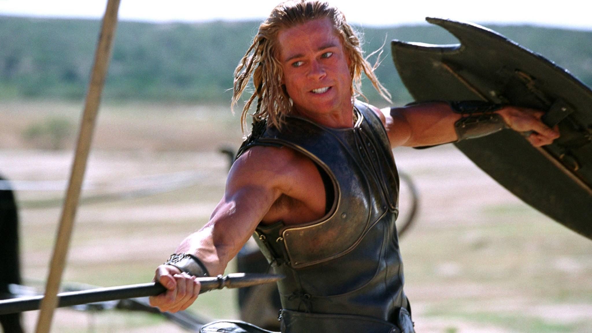 Ja, auch einem berühmten Schauspieler wie Brad Pitt unterlaufen mal filmische Fehltritte.