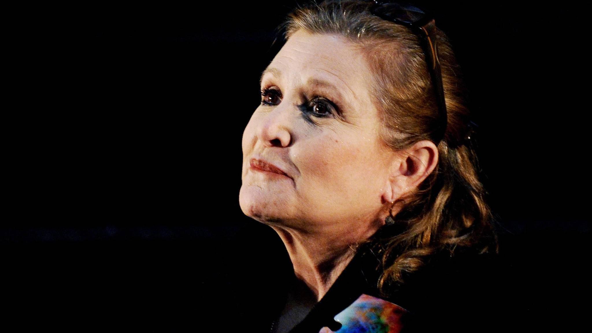 """Tragischer Tod von Carrie Fisher: Kann """"Star Wars"""" ohne sie funktionieren?"""