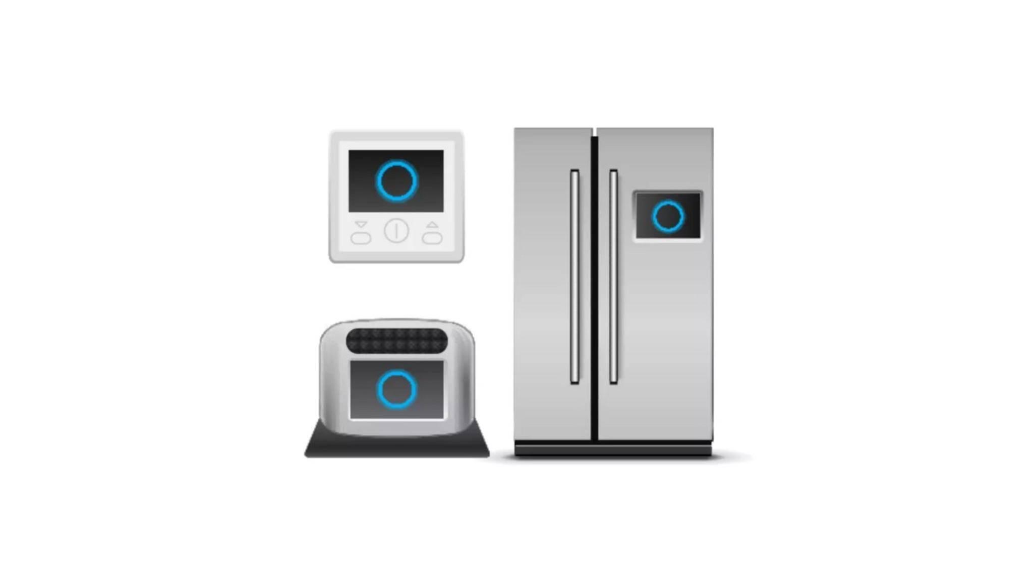 Cortana soll Küchengeräte auskunftsfreudiger machen.