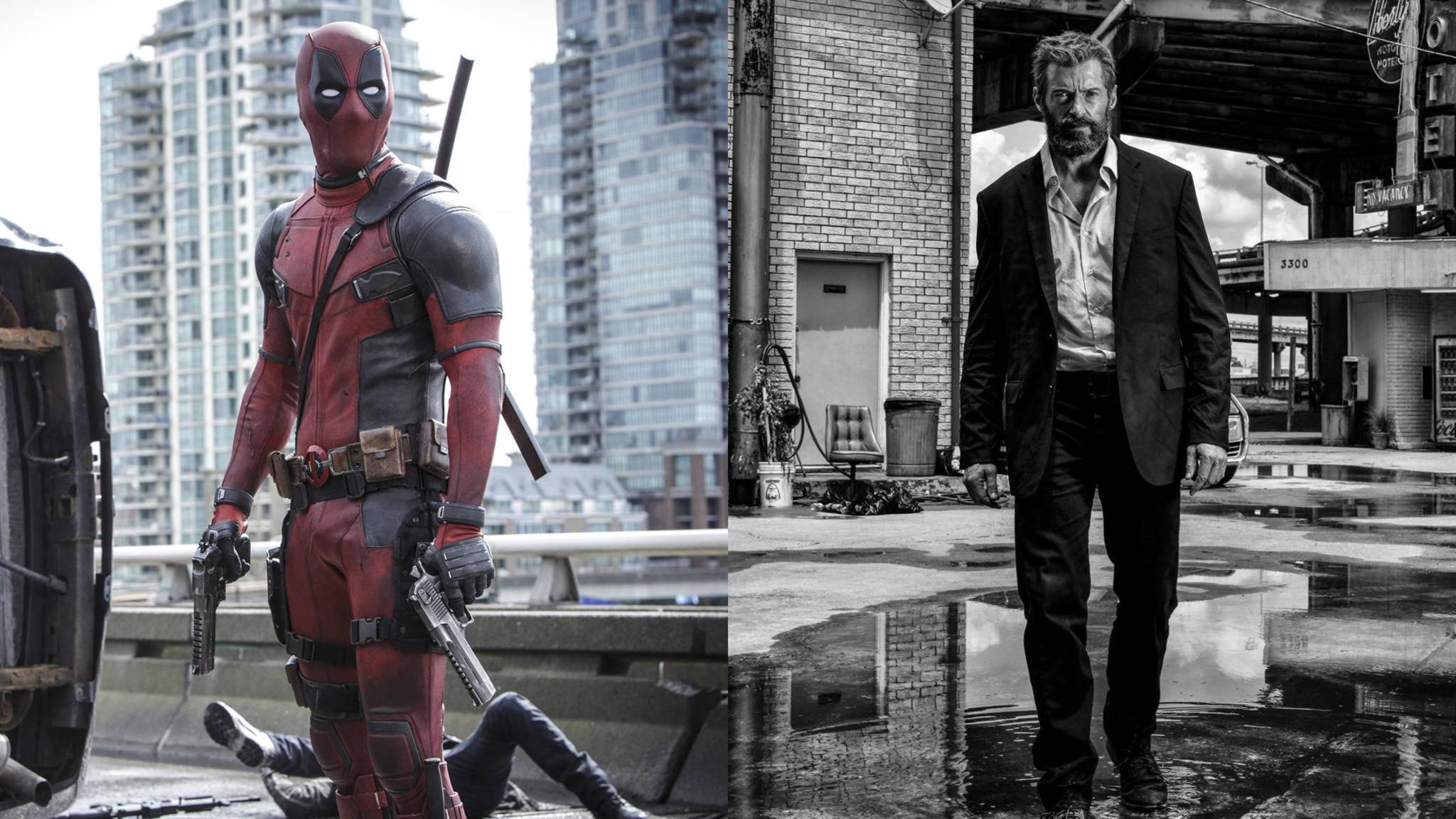 """Deadpool und Wolverine in """"Logan""""? Das würden wir zu gerne sehen!"""