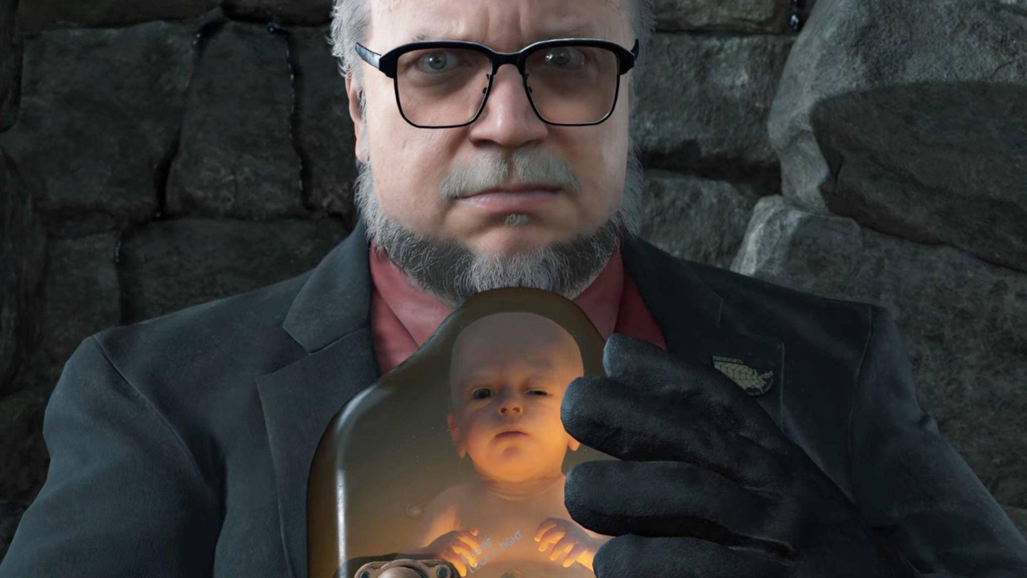 """Welche Rolle spielt Guillermo del Toro in """"Death Stranding""""? Vielleicht wissen wir ja bald endlich mehr!"""