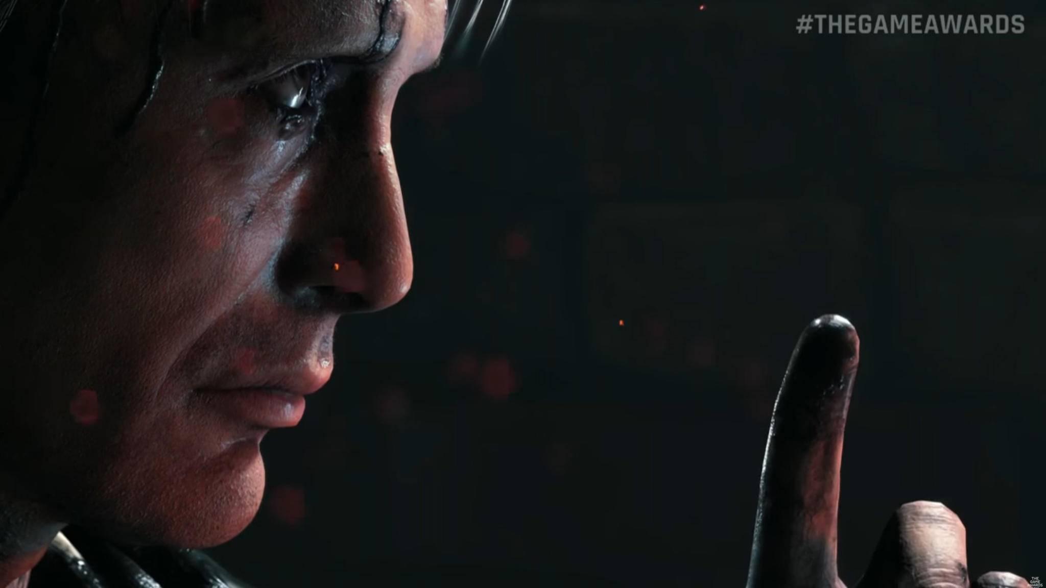 """Mads Mikkelsen im Trailer zu """"Death Stranding""""."""