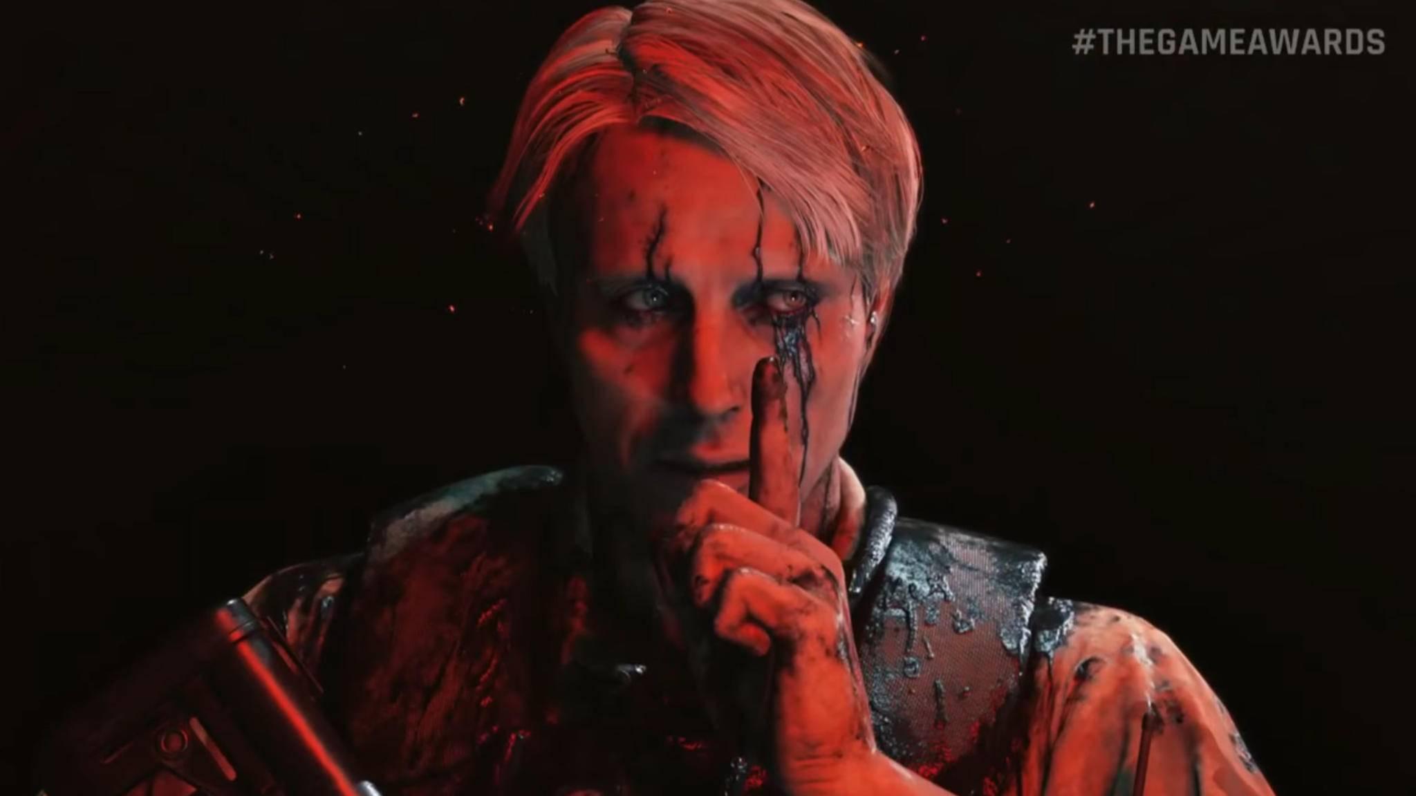"""Hideo Kojima verrät neue Details zu """"Death Stranding"""", dennoch bleibt das Spiel geheimnisvoll."""