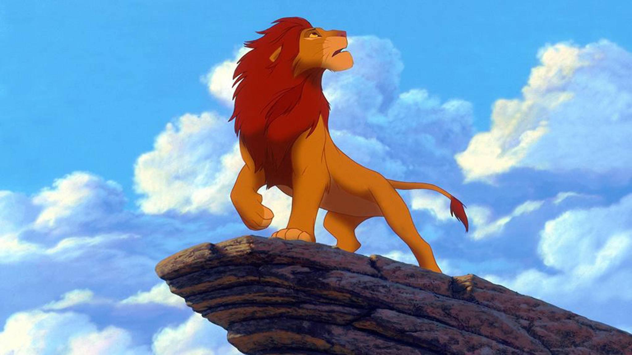 """Ob Simba mithilfe von Virtual Reality im """"König der Löwen""""-Remake zum Leben erweckt wird?"""